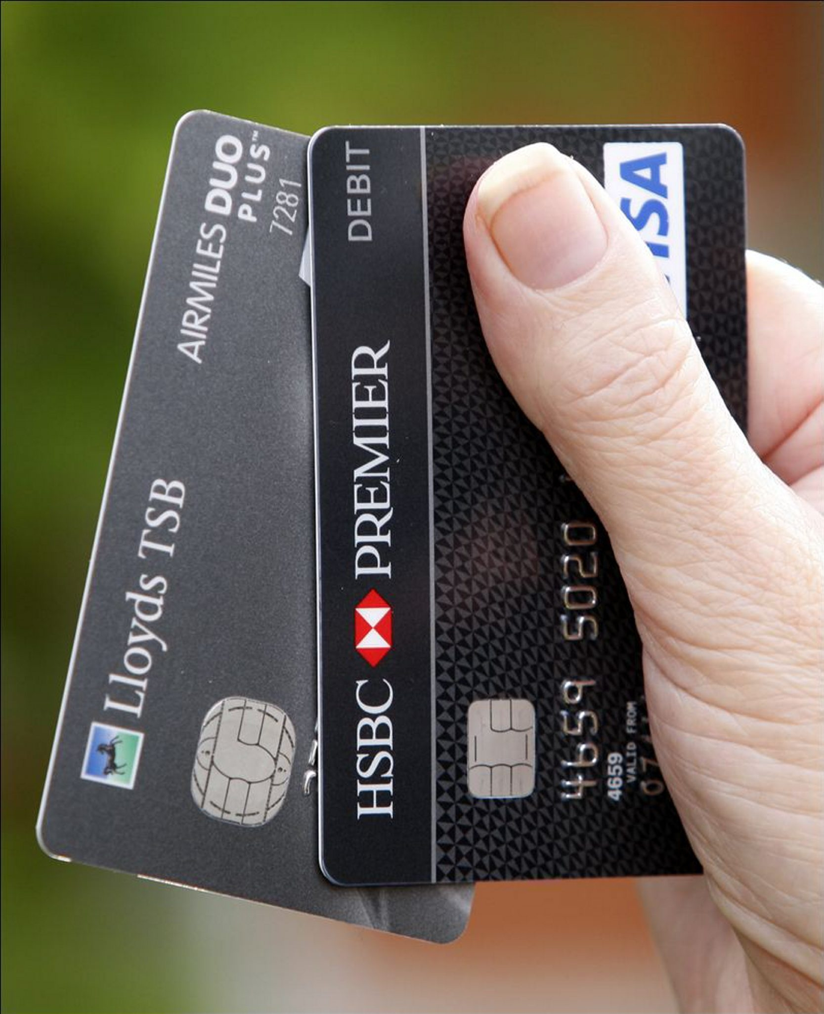 """Eighty countries are already shifting away from """"mag stripe"""" cards to the more secure EMV chip cards."""