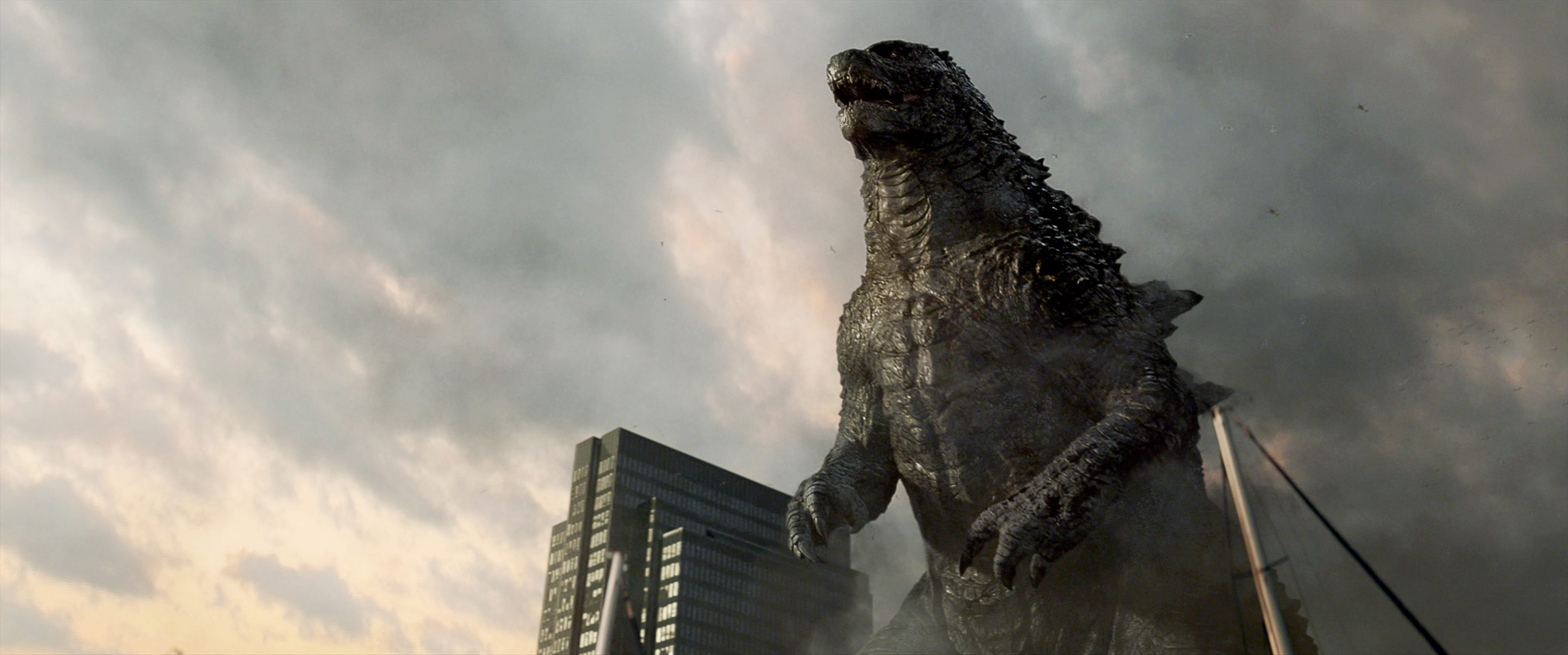 """Remember me? """"Godzilla"""" is back in theaters."""