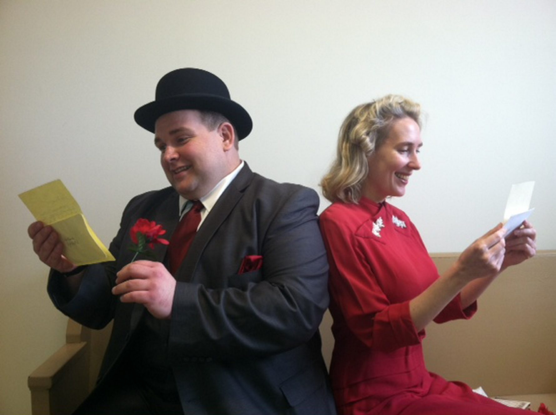 """Opera-Lytes presents """"She Loves Me"""" in the Alleyway Theatre."""