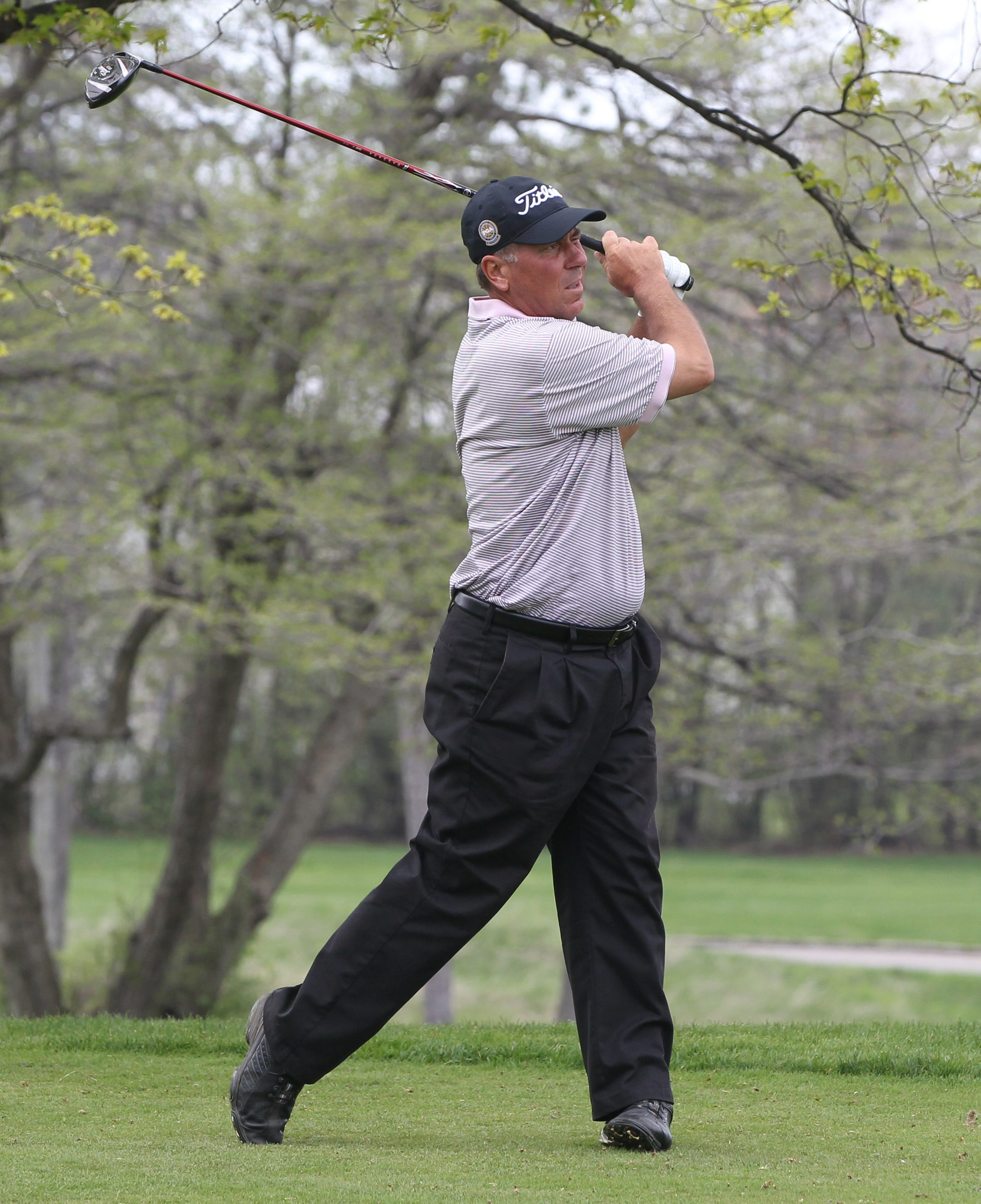 Rob Horak carded a 4-under 68 to win the Western New York Open at Wanakah Country Club.
