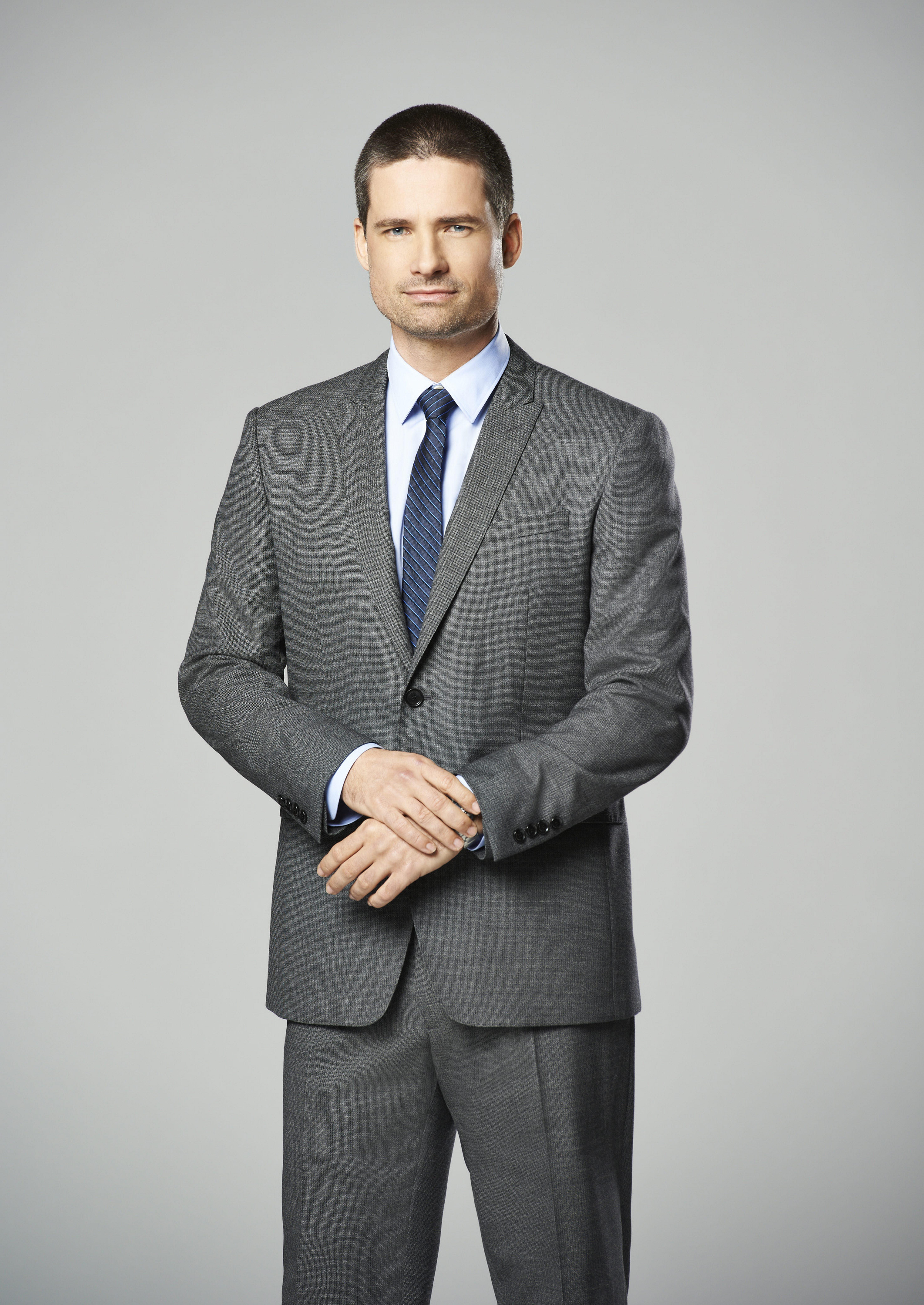"Warren Christie joins the cast of ""Motive,"" Wednesdays on ABC."