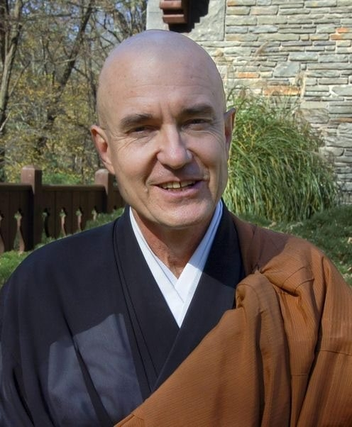 Konrad Ryushin Marchaj, known as Ryushin Sensei, will present three lectures, two workshops and a retreat during his four-day stay in the area.