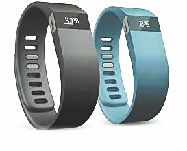 Wristbands have become the most popular devices for tracking activity and gathering biometric data.