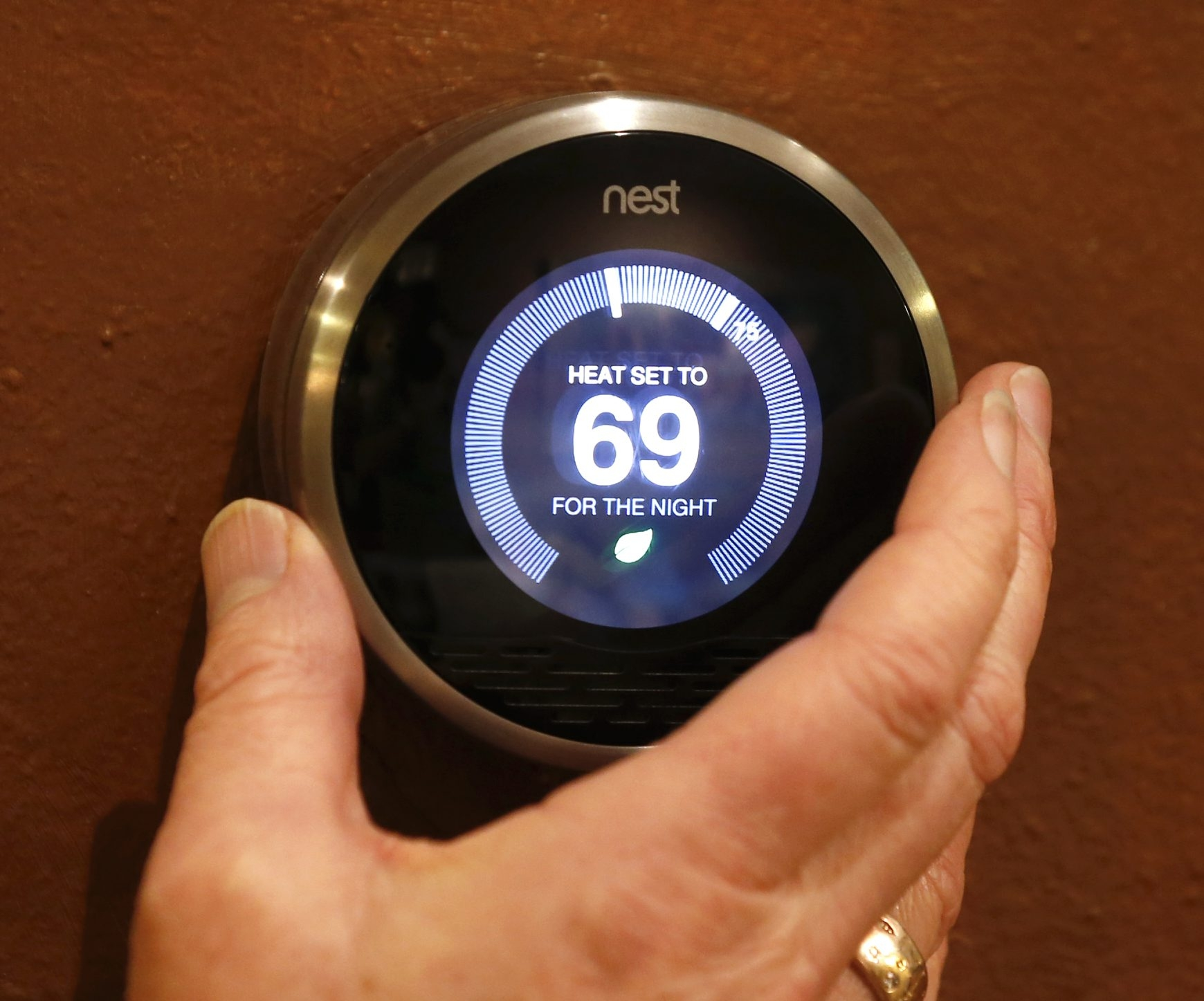 Google bought Nest, a home automation company, for $3.2 billion, taking Google further into the home ecosystem.