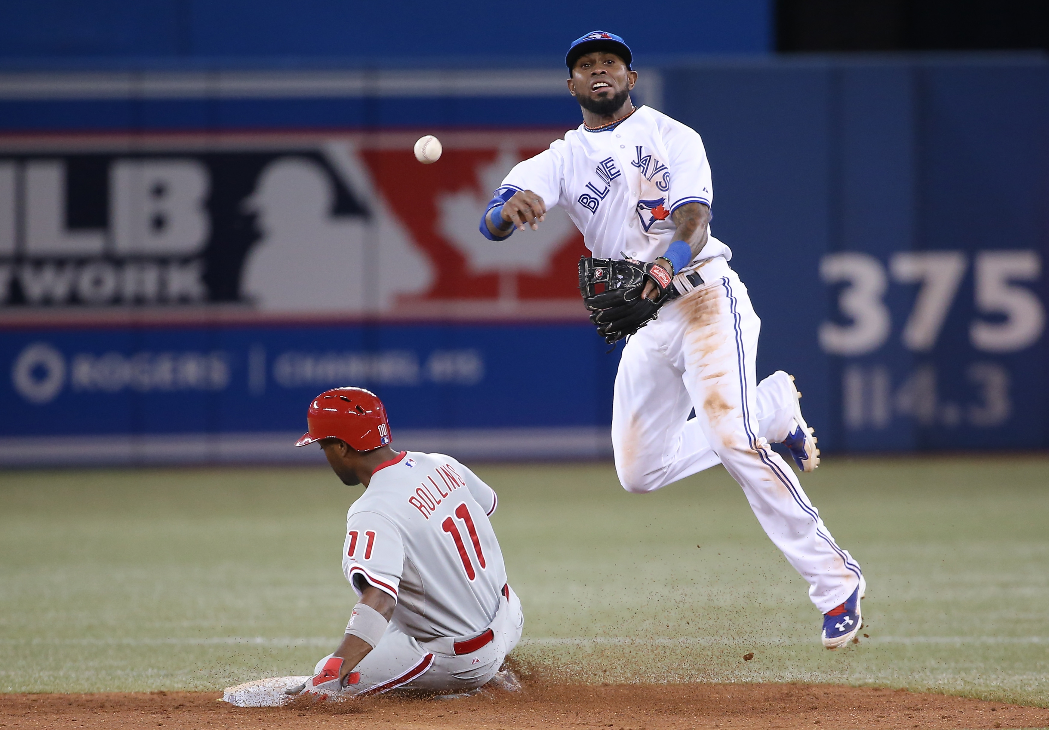 Having a healthy Jose Reyes will be key to the Toronto Blue Jays' chances of staying in contention.