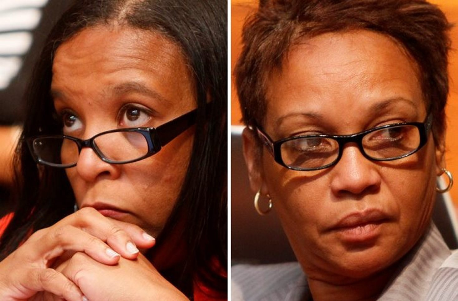 Yamilette Williams left, and Faith Morrison Alexander did not have the proper credentials for their jobs in the Buffalo School District.