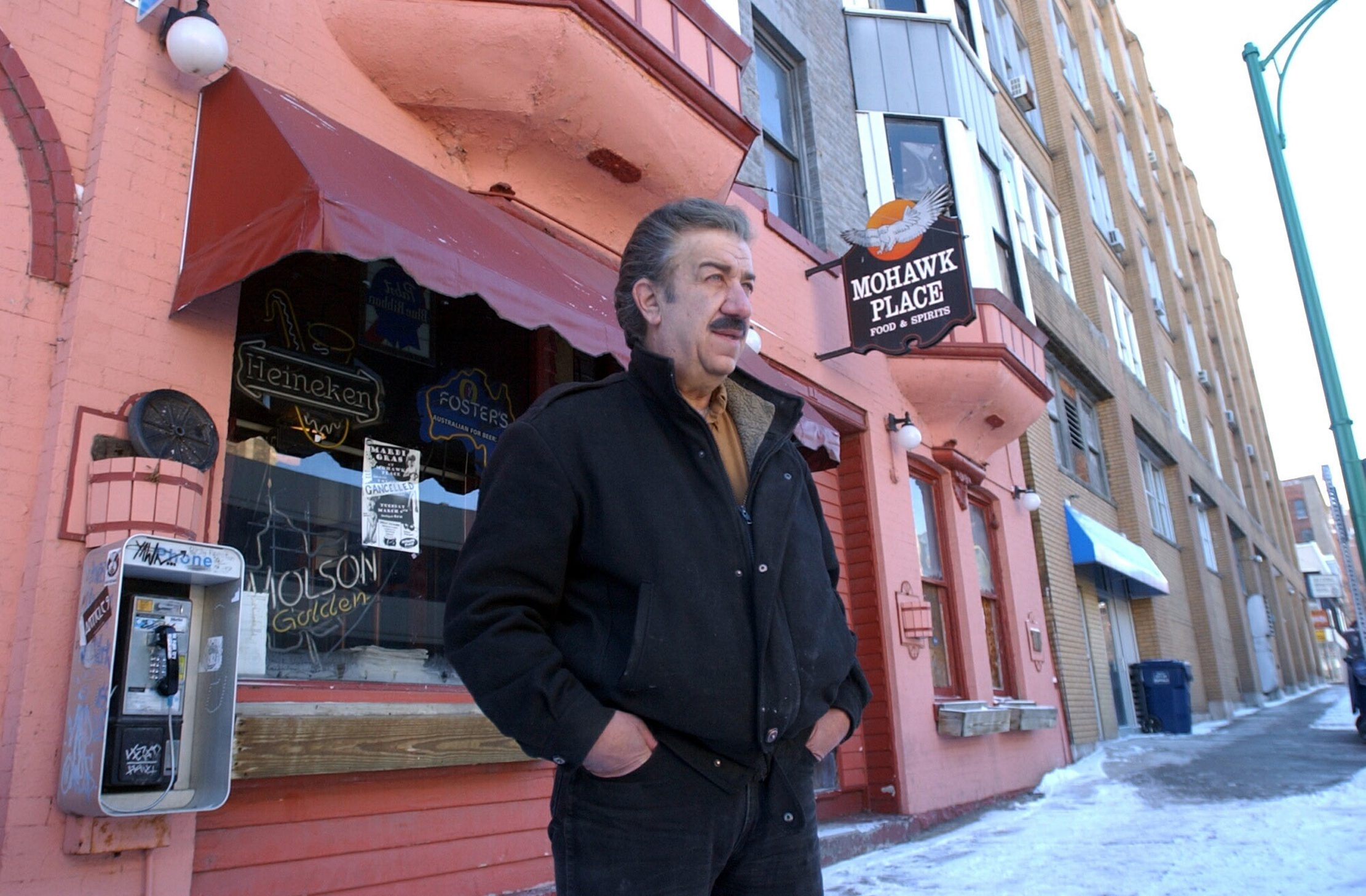 Pete Perrone started Mohawk Place as a haven for the rockabilly, blues, and roots music he loved.