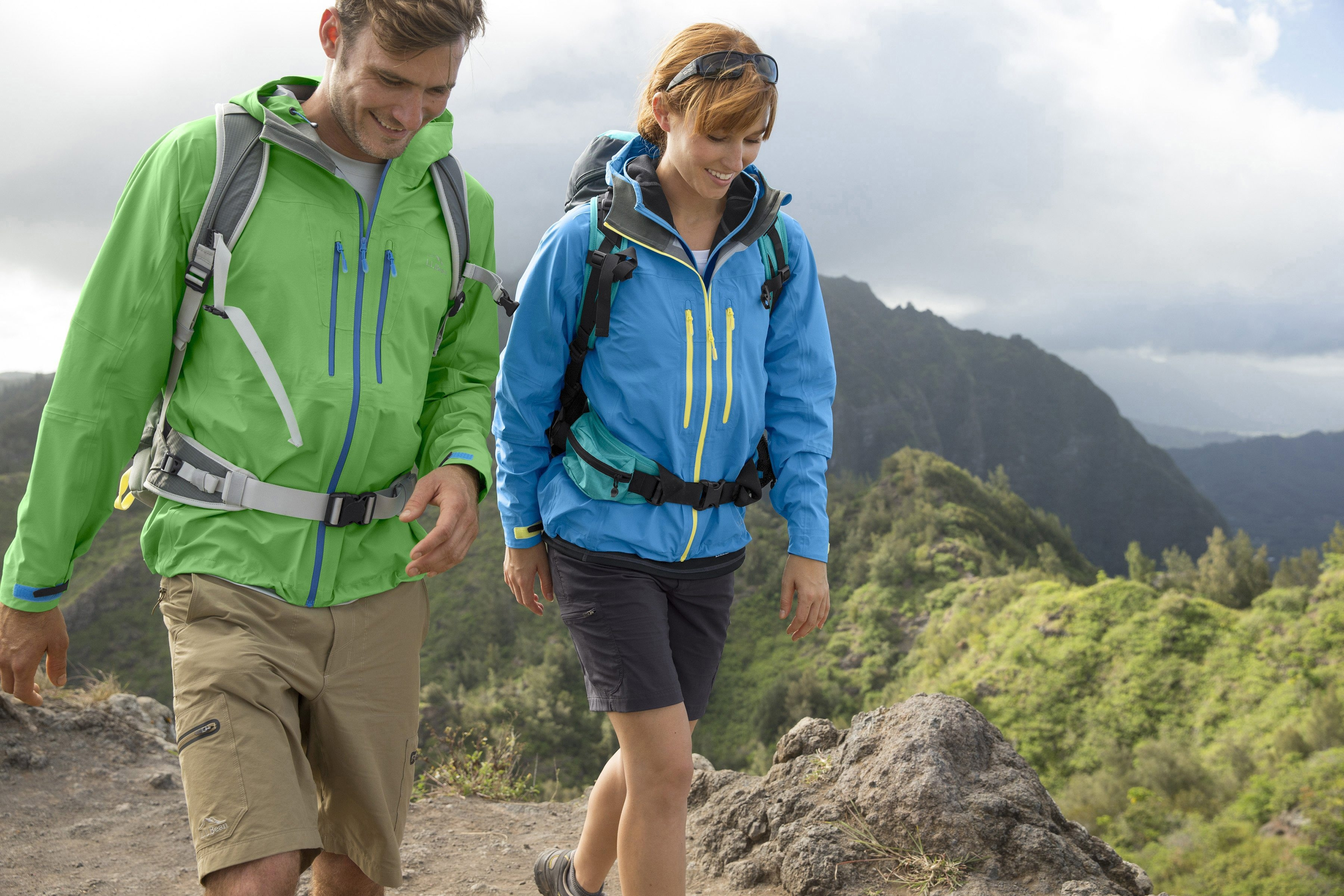 L.L.Bean's NeoShell Bounder, llbean.com, features a soft inner shell with a waterproof outer shell that's the lightest the company has made, at just over 13 ounces.