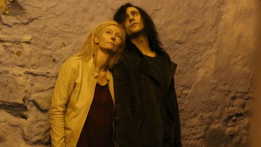 "Tilda Swinton and Tom Hiddleston star in ""Only Lovers Left Alive."""