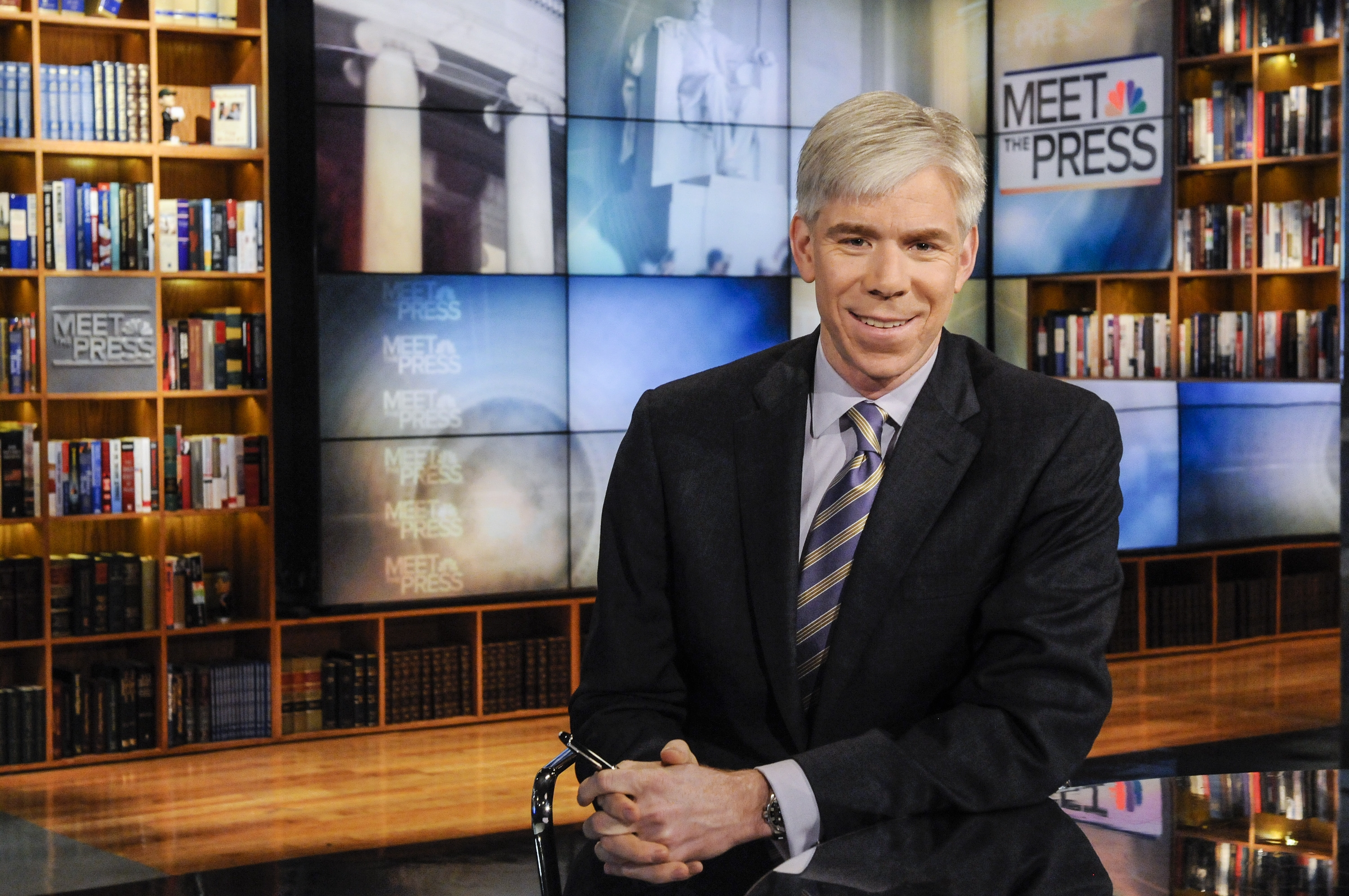 "David Gregory, host of NBC's ""Meet the Press,"" needs to reveal more of himself and allow viewers to warm up to him."