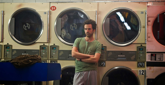 Press photo of Romain Duris from 'Chinese Puzzle.'