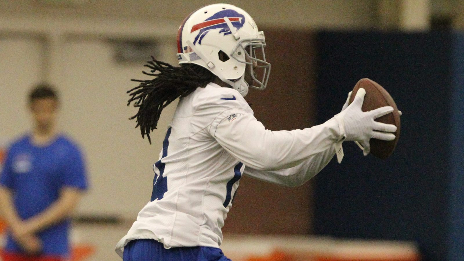 The Bills traded up to select Sammy Watkins with the fourth overall pick. (James P. McCoy/Buffalo News)