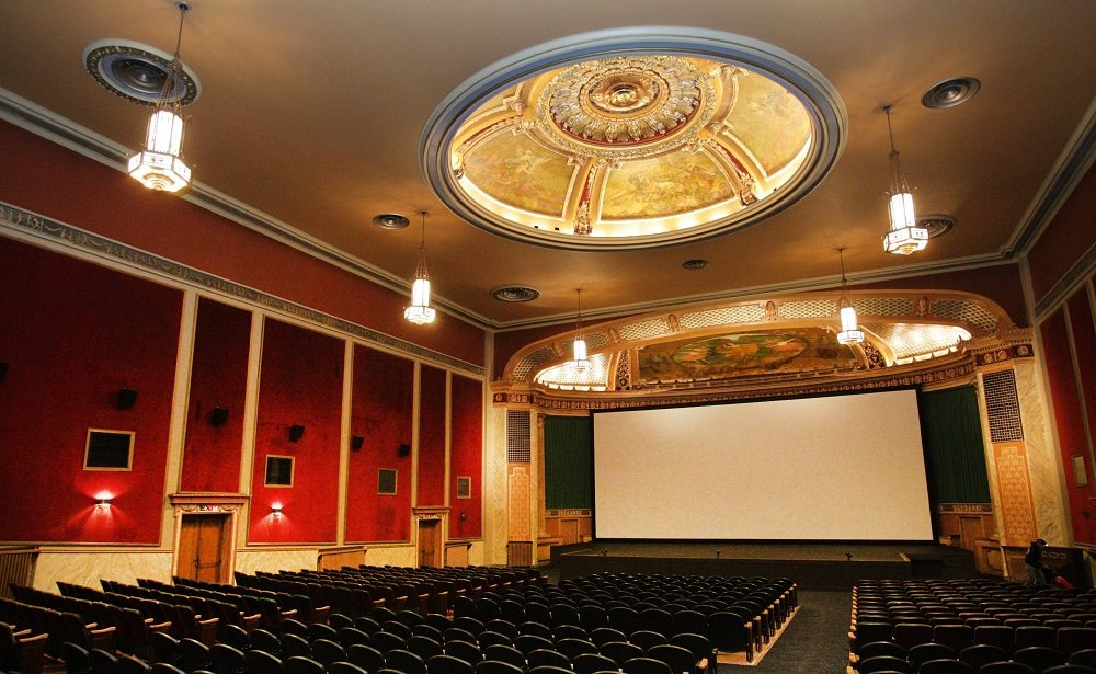 Not long after hosting the Goo Goo Dolls for an intimate showing, now North Park Theatre will be home to memorable soccer flicks on Sundays until the conclusion of the World Cup. (Sharon Cantillon/Buffalo News)