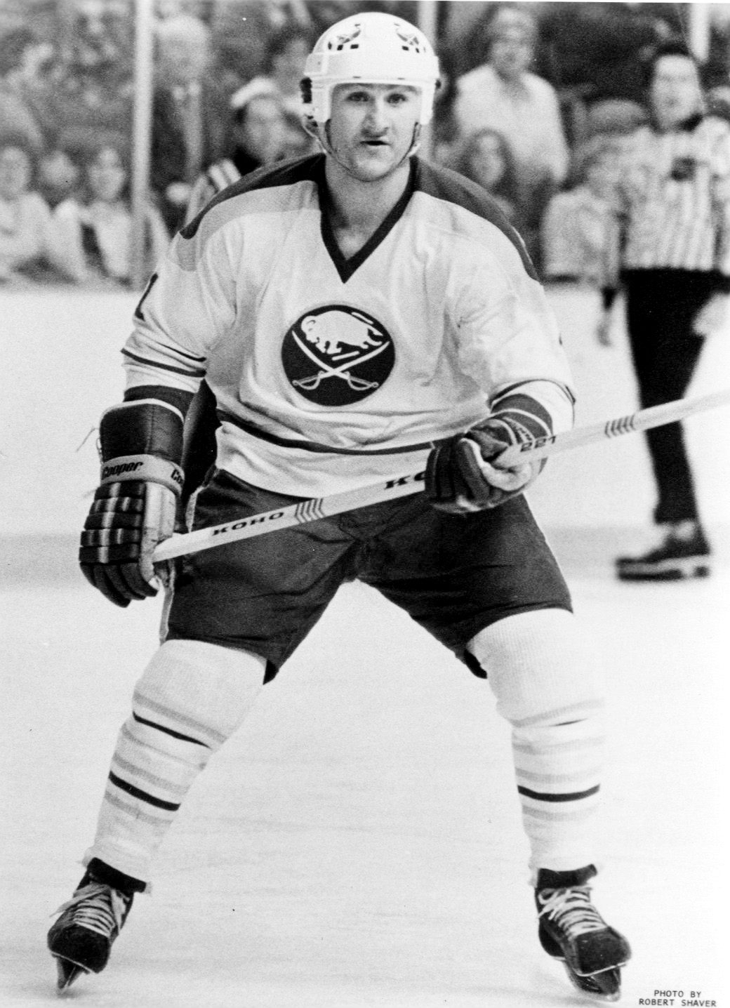 Gilbert Perreault was the first ever pick by the Buffalo Sabres and is still the best draft-day selection by the franchise. (Buffalo News file photo)