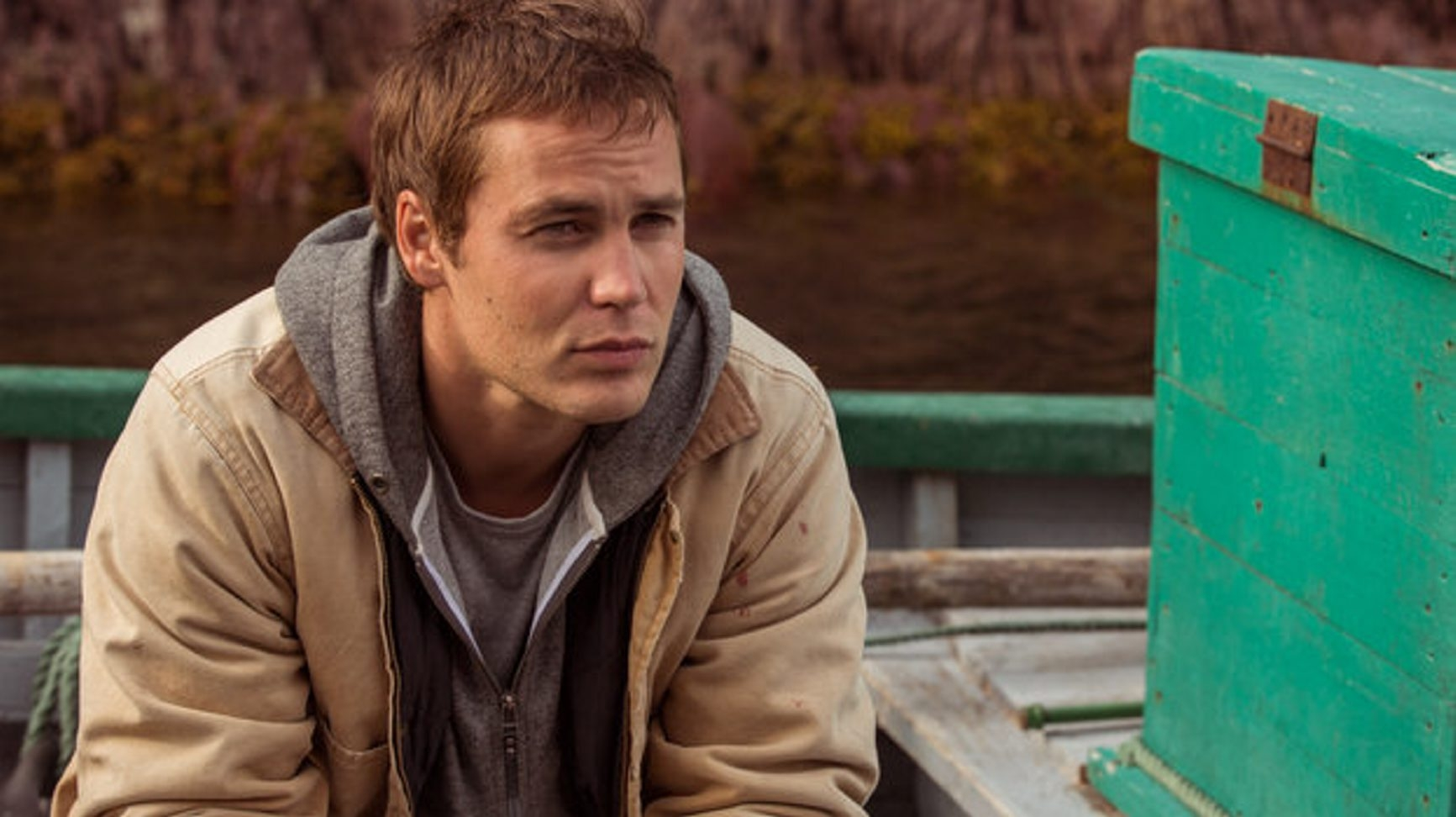 "Photo of Taylor Kitsch, who plays medical doctor Paul Lewis, in ""The Grand Seduction."" (Duncan de Young / Max Films press photo)"