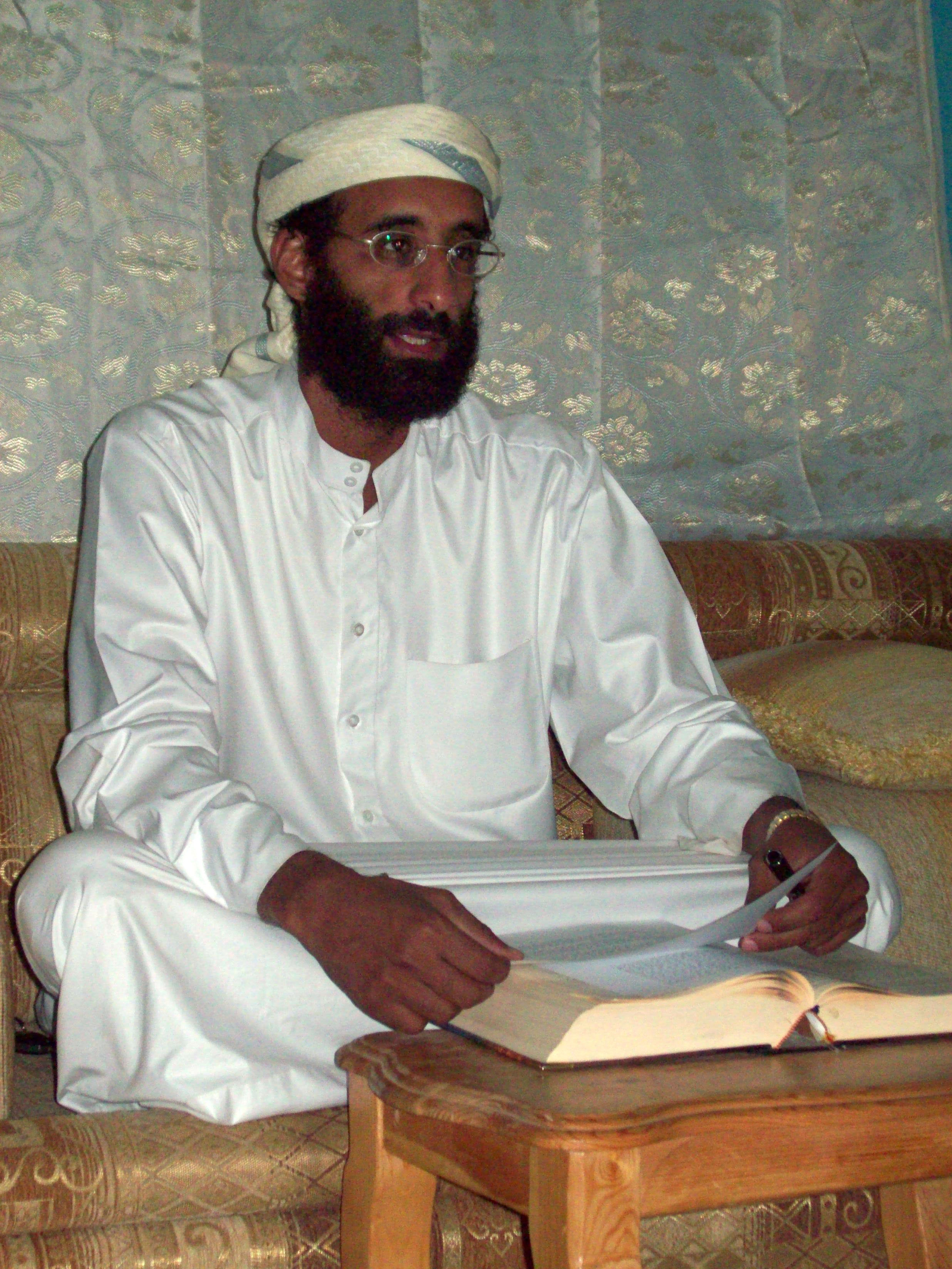 A federal appeals court on Monday released a previously secret memo that provided legal justification for using a drone to kill Imam Anwar al-Awlaki in Yemen.