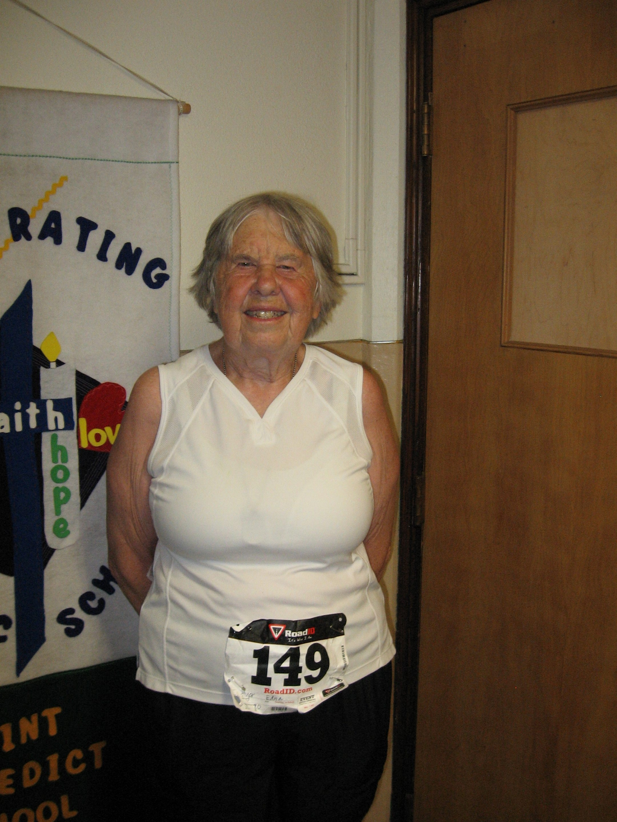 Edna Hyer took up the cause for women's racing 30 years ago.
