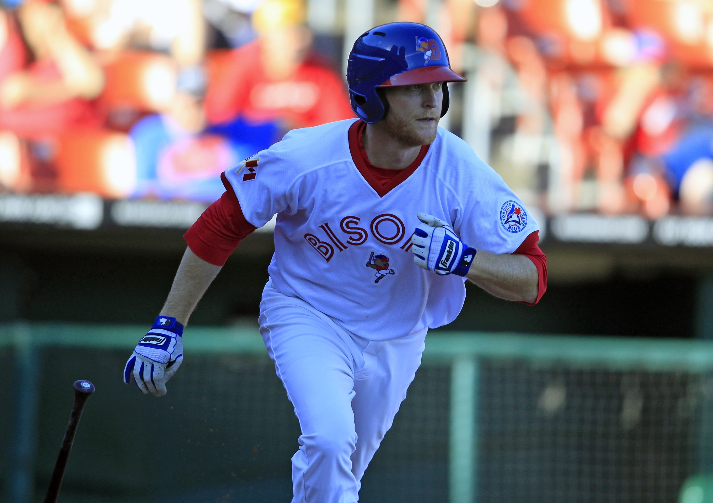 Bisons slugger Dan Johnson has been a threat at the plate throughout the season so far. It's made him the top vote-getter in the election for the International League All-Star Game.