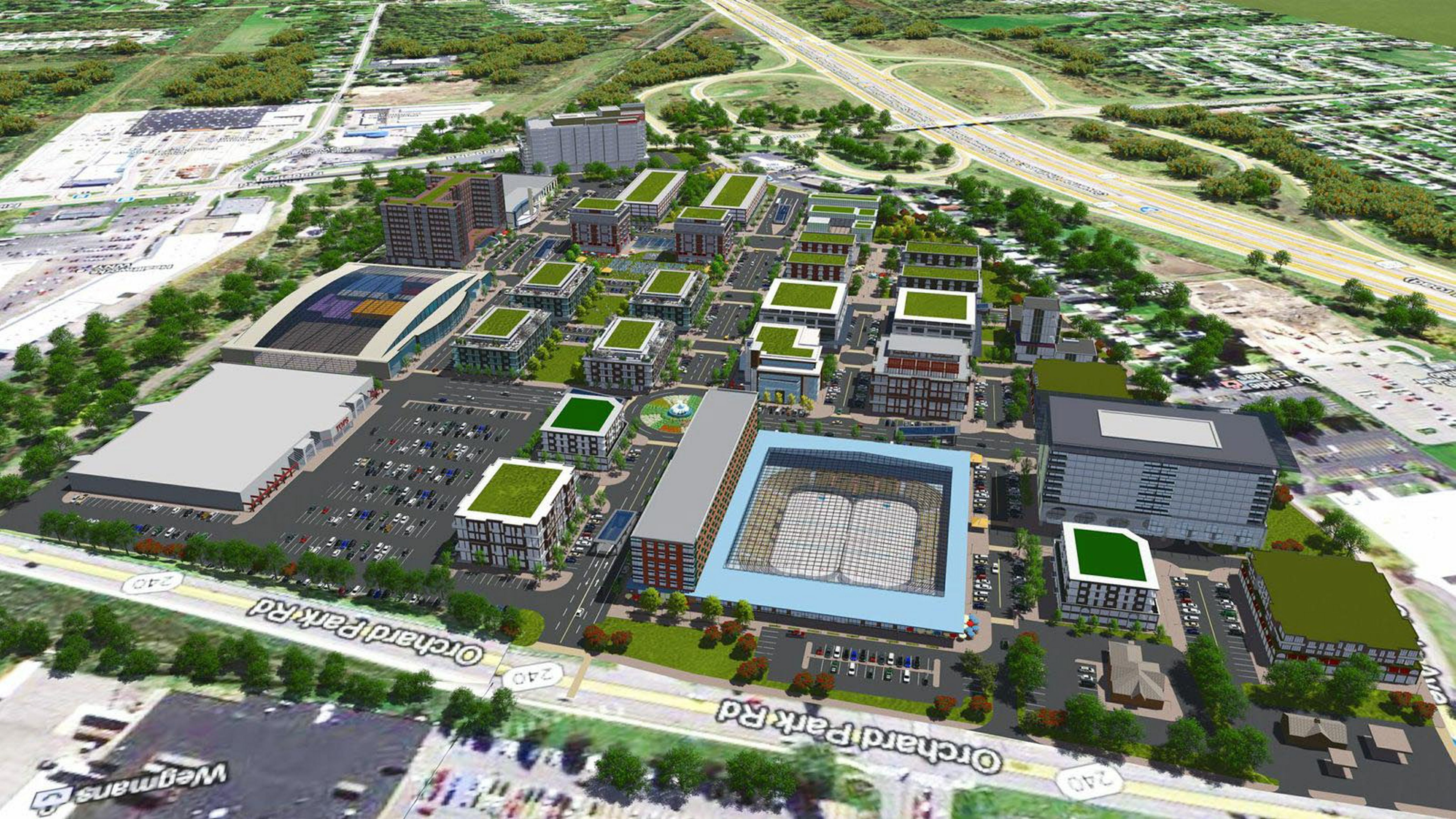 A major question is: Can West Seneca afford what might be the most ambitious private development in Western New York history?