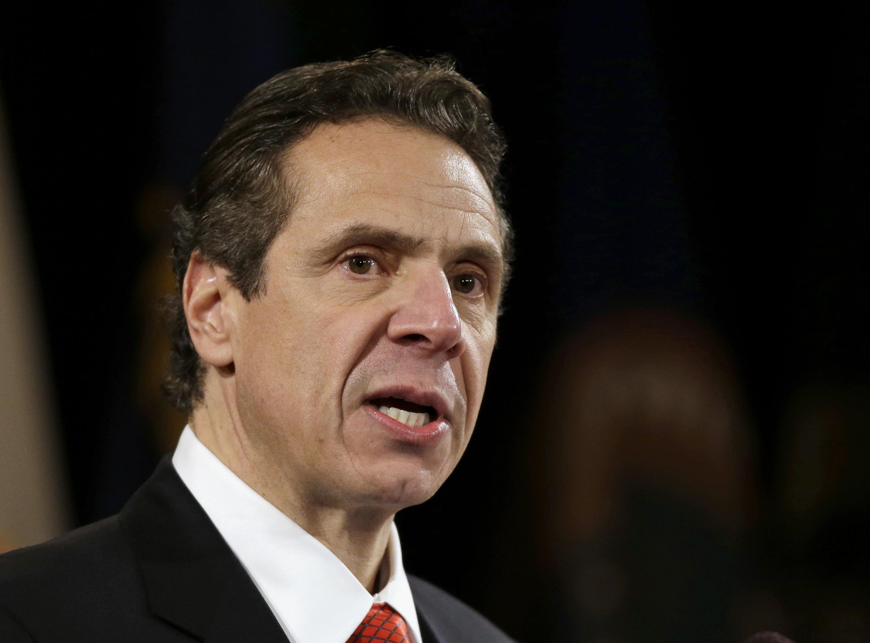 New York Gov. Andrew Cuomo, legislature reach accord on medical marijuana, teacher evalutions. (Associated Press)