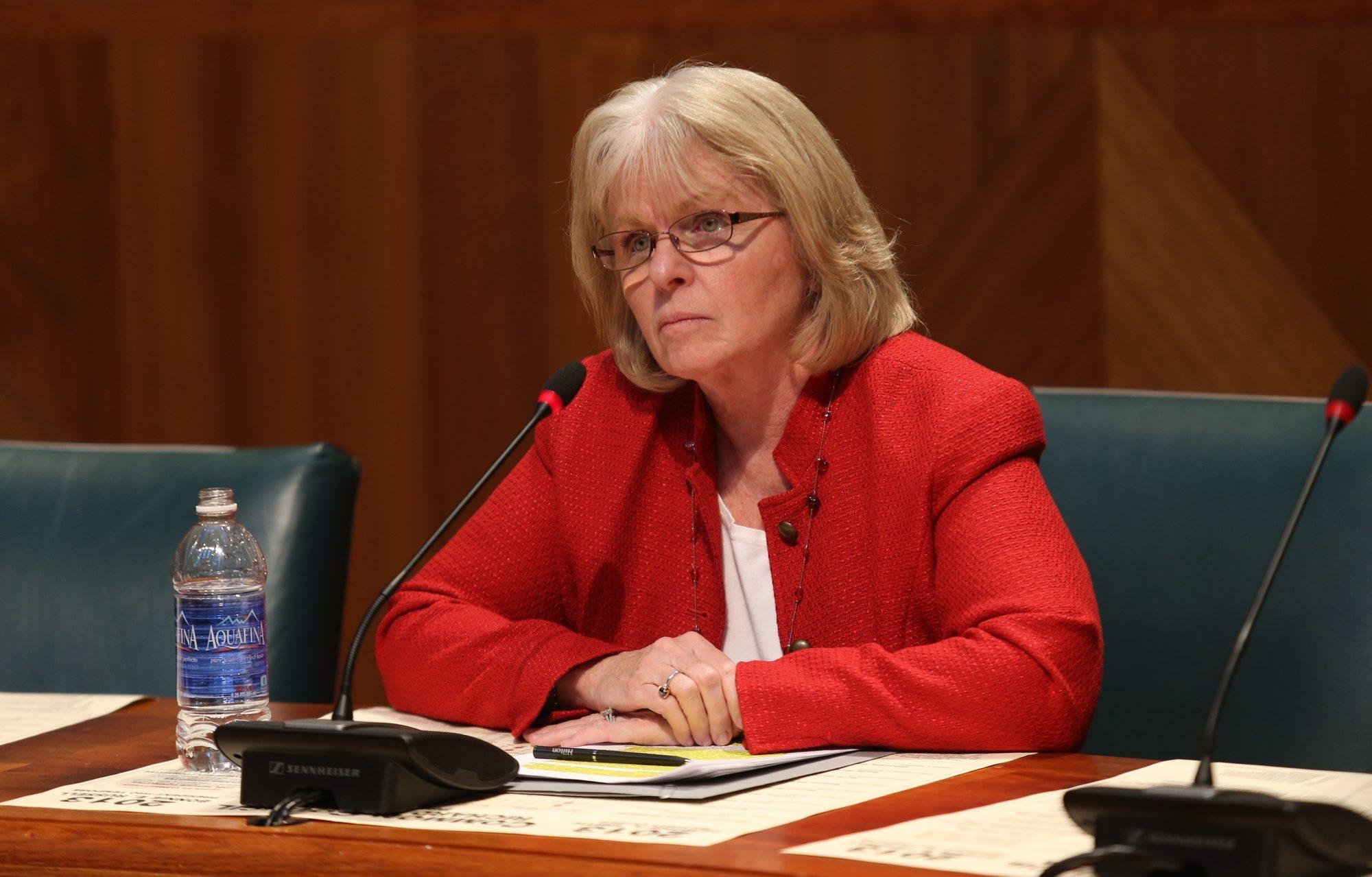 Carol Dankert-Maurer, Erie County Social Services commissioner, to give Legislature monthly updates on progress.