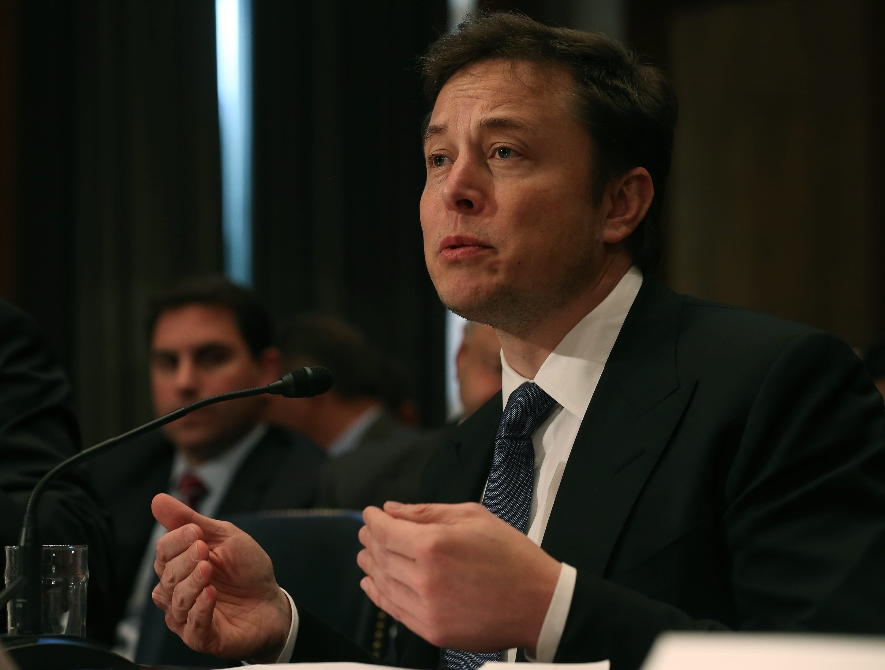 Tesla Motors founder Elon Musk is the new owner of SolarCity Corp. of San Mateo, Calif. (Getty Images)