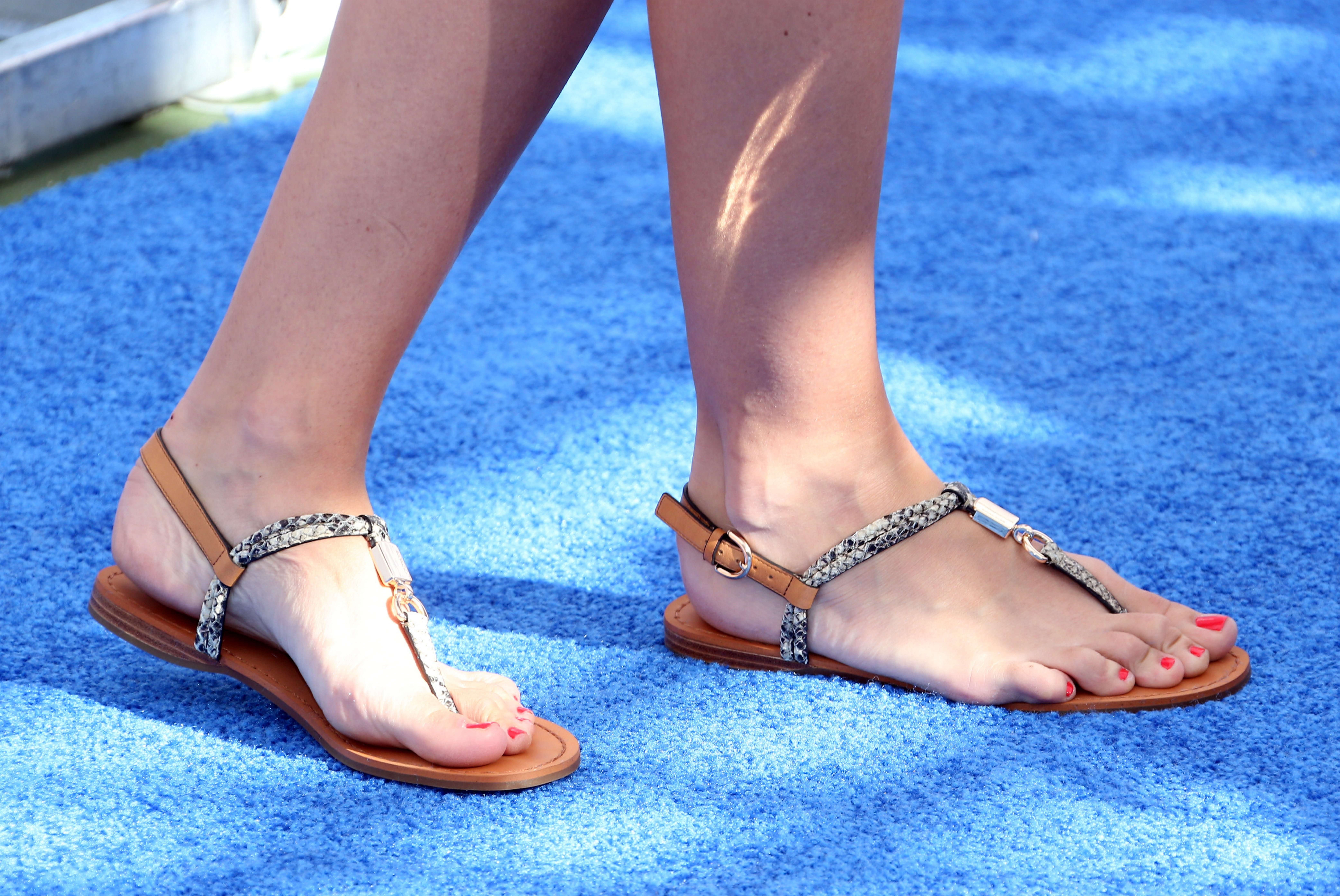 Warm weather invariably brings back the flip-flop flap – whether leather sandals that cover as little as rubber ones are appropriate for the workplace.
