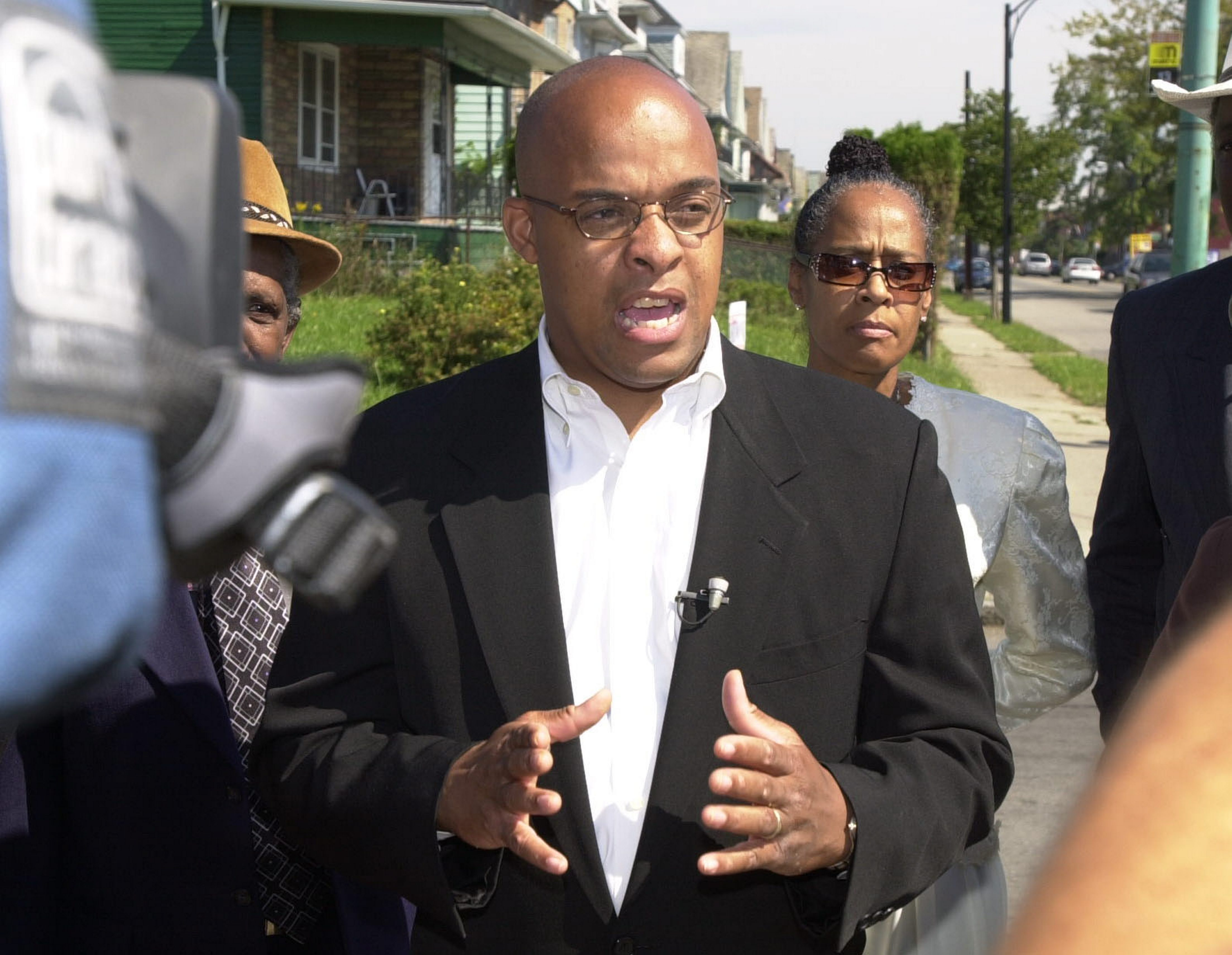 Sources say former state Sen. Antoine Thompson is planning to challenge Crystal Peoples-Stokes for her Assembly seat. (Buffalo News file photo)