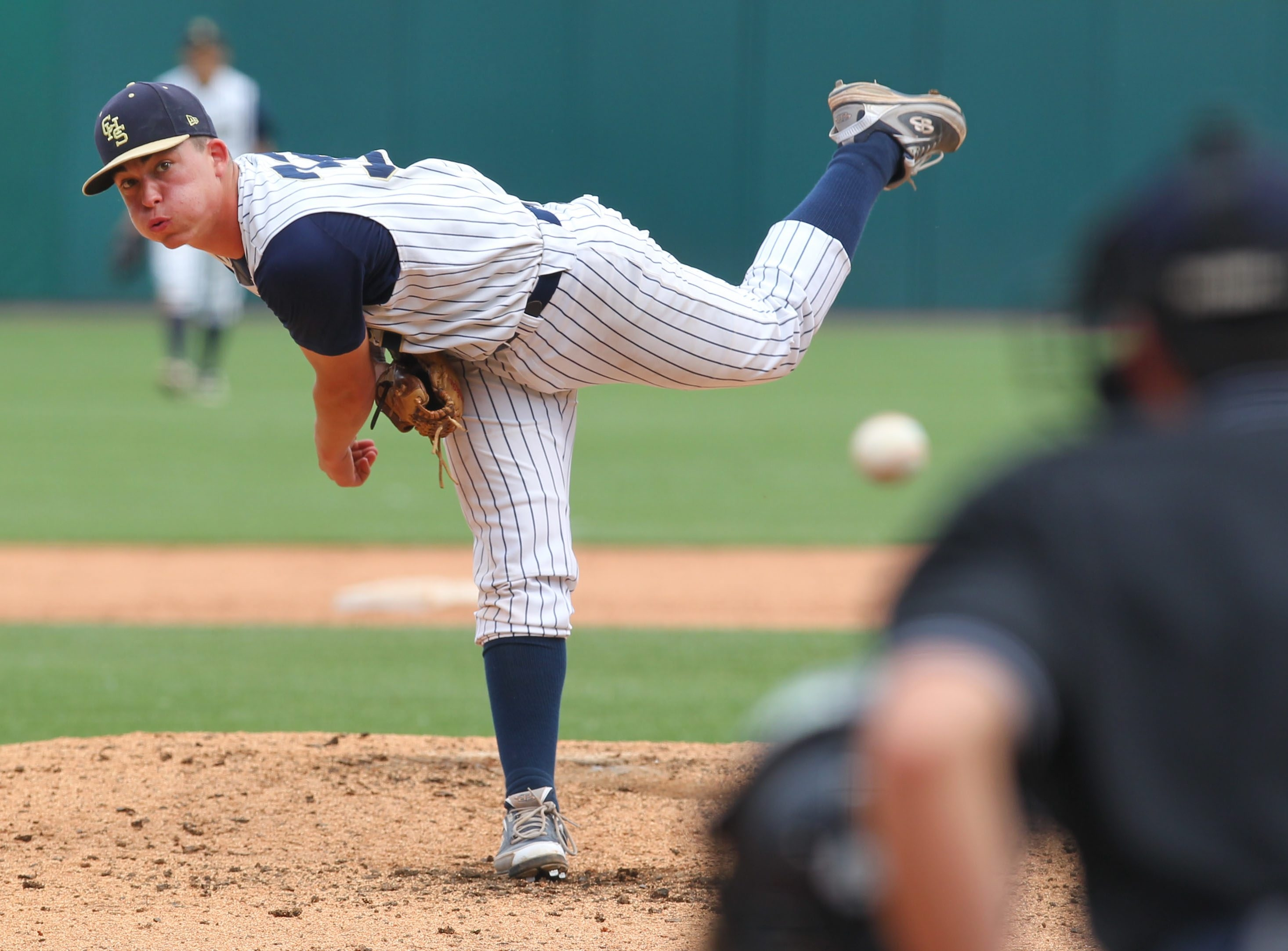 Canisius starter Dan Dallas went five innings, allowing one run and striking out six.