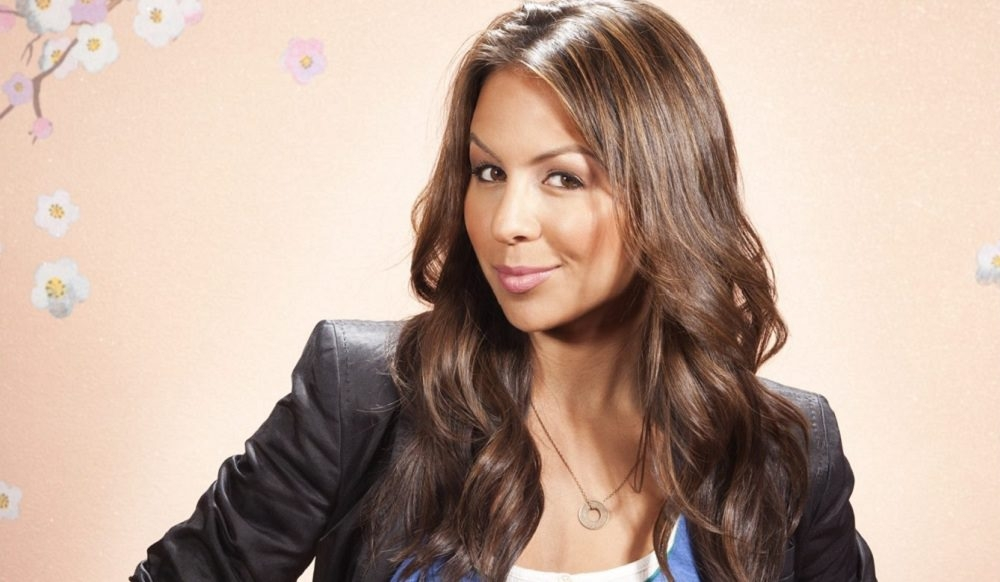 Anjelah Johnson performs at Helium Comedy Club.