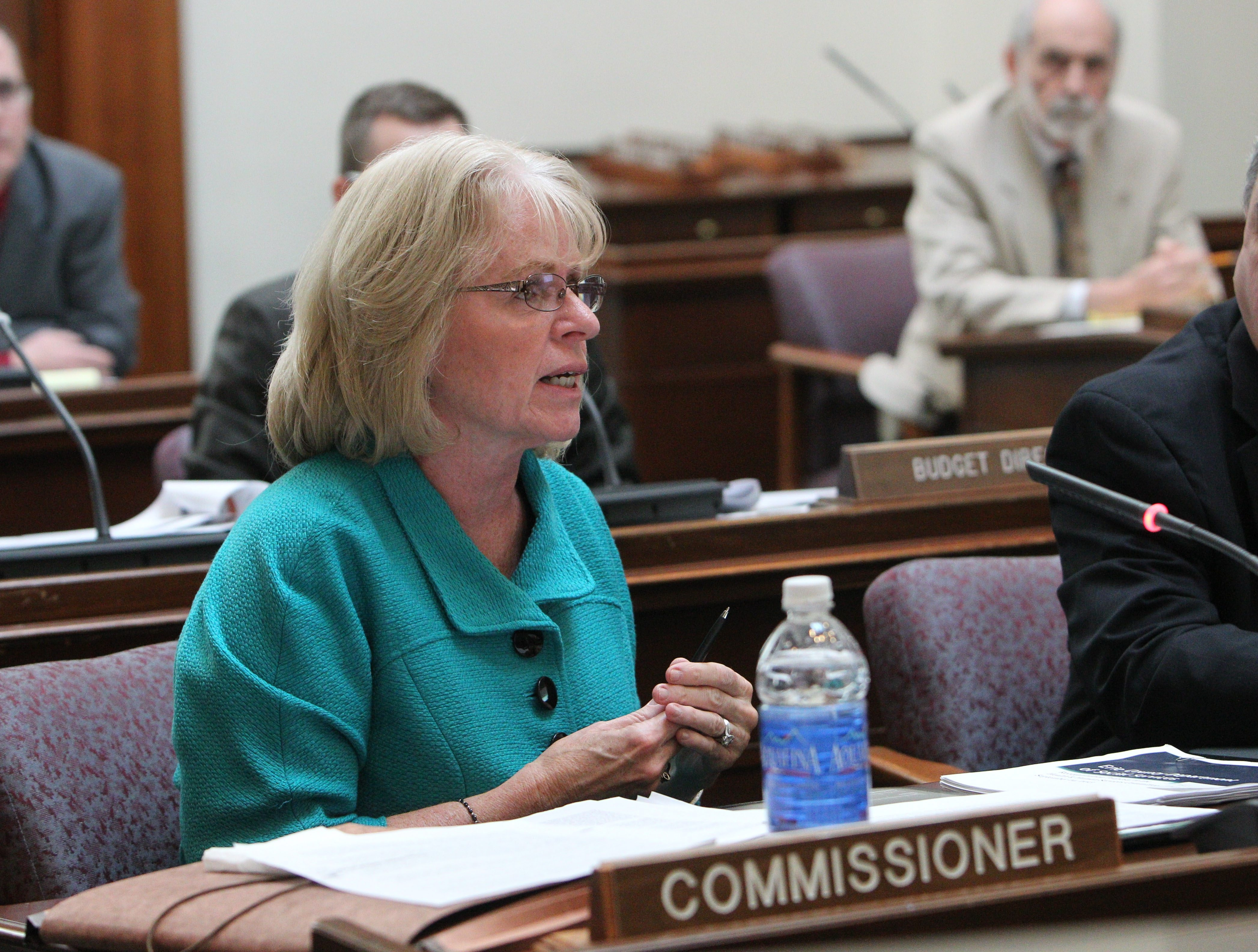 Carol M. Dankert-Maurer, Commissioner for the Department of Social Services, wants to add 37 new workers to Child Protective Services. That may be necessary, but lawmakers need more information before acting.