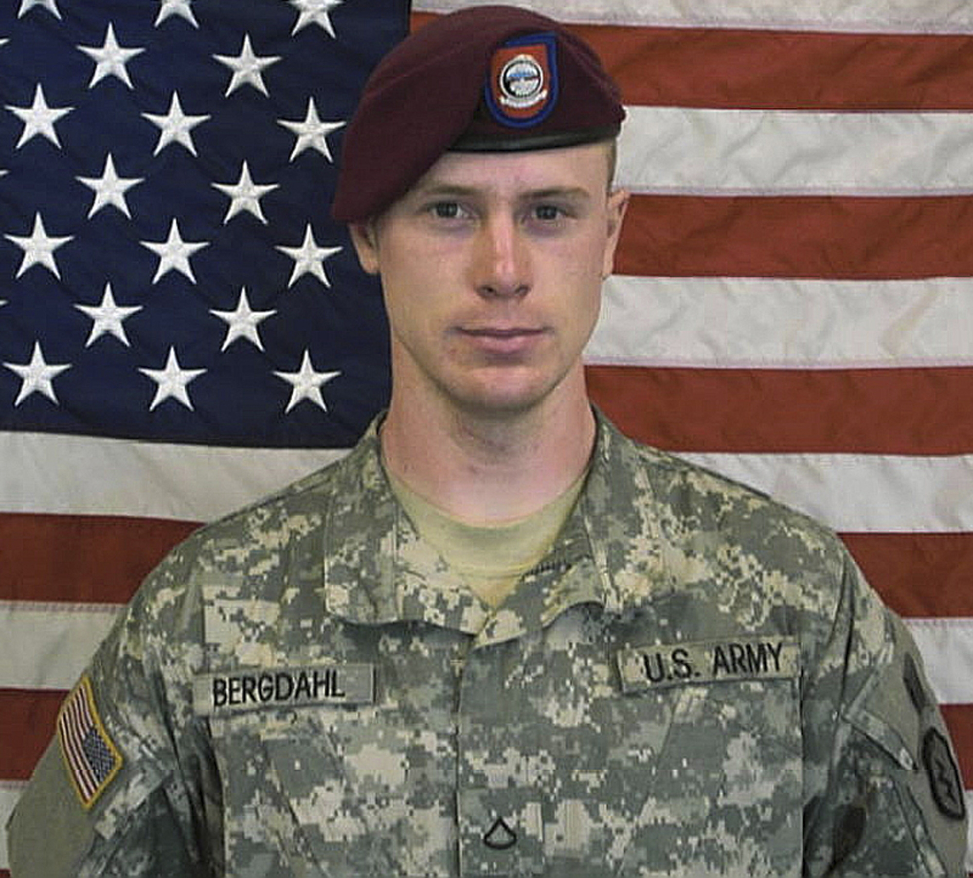 Sgt. Bowe Bergdahl, recently freed from Taliban capture, is shown in an official Army photo. President Obama's decision to swap five prisoners held at Guantanamo Bay for Berghdal should be the focus of a calm and responsible congressional investigation.