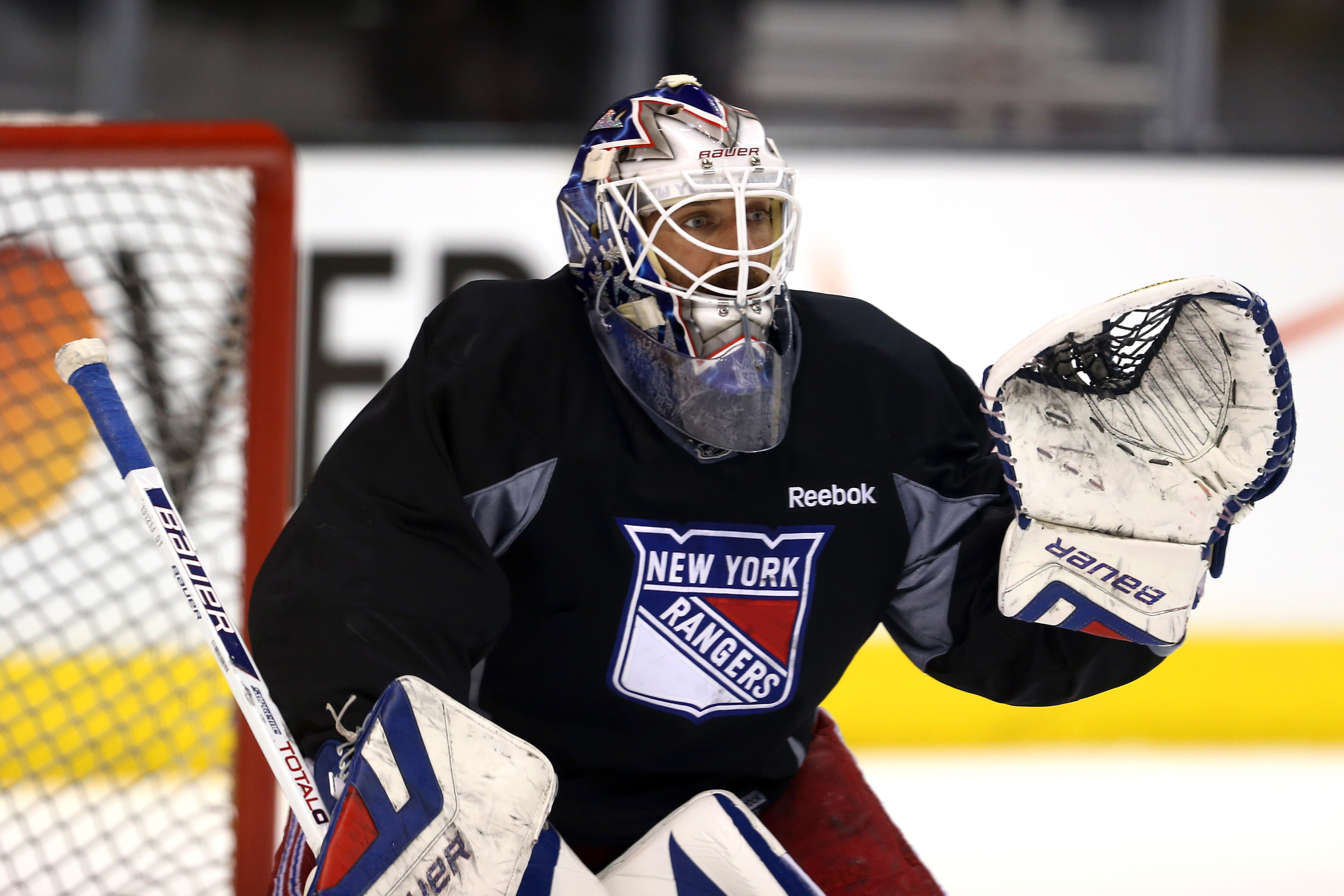 Rangers goalie Henrik Lundqvist needs to be totally on his game for New York to keep up with the Los Angeles Kings.
