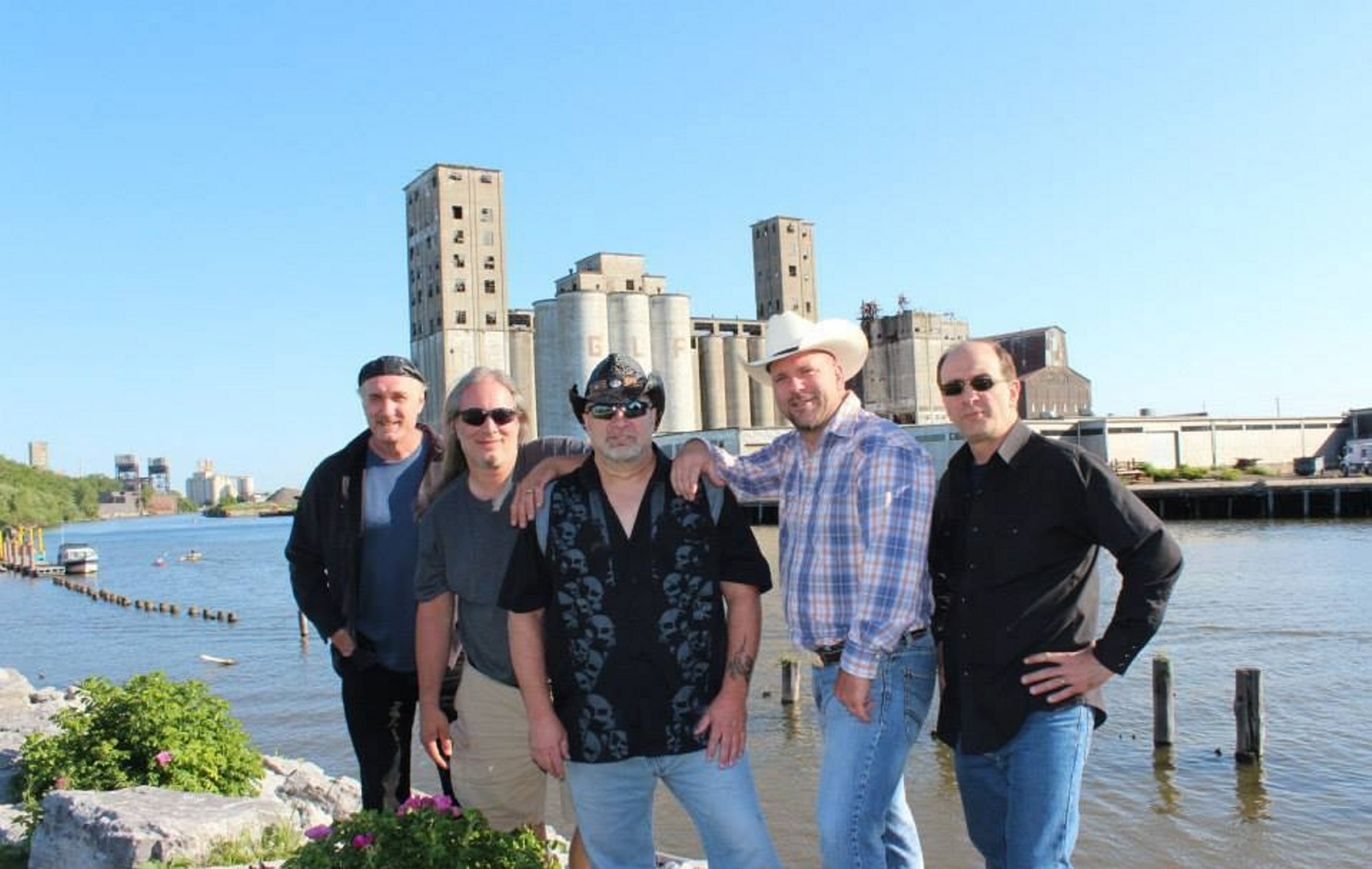 West of the Mark opens the Buffalo River Fest Park music series.