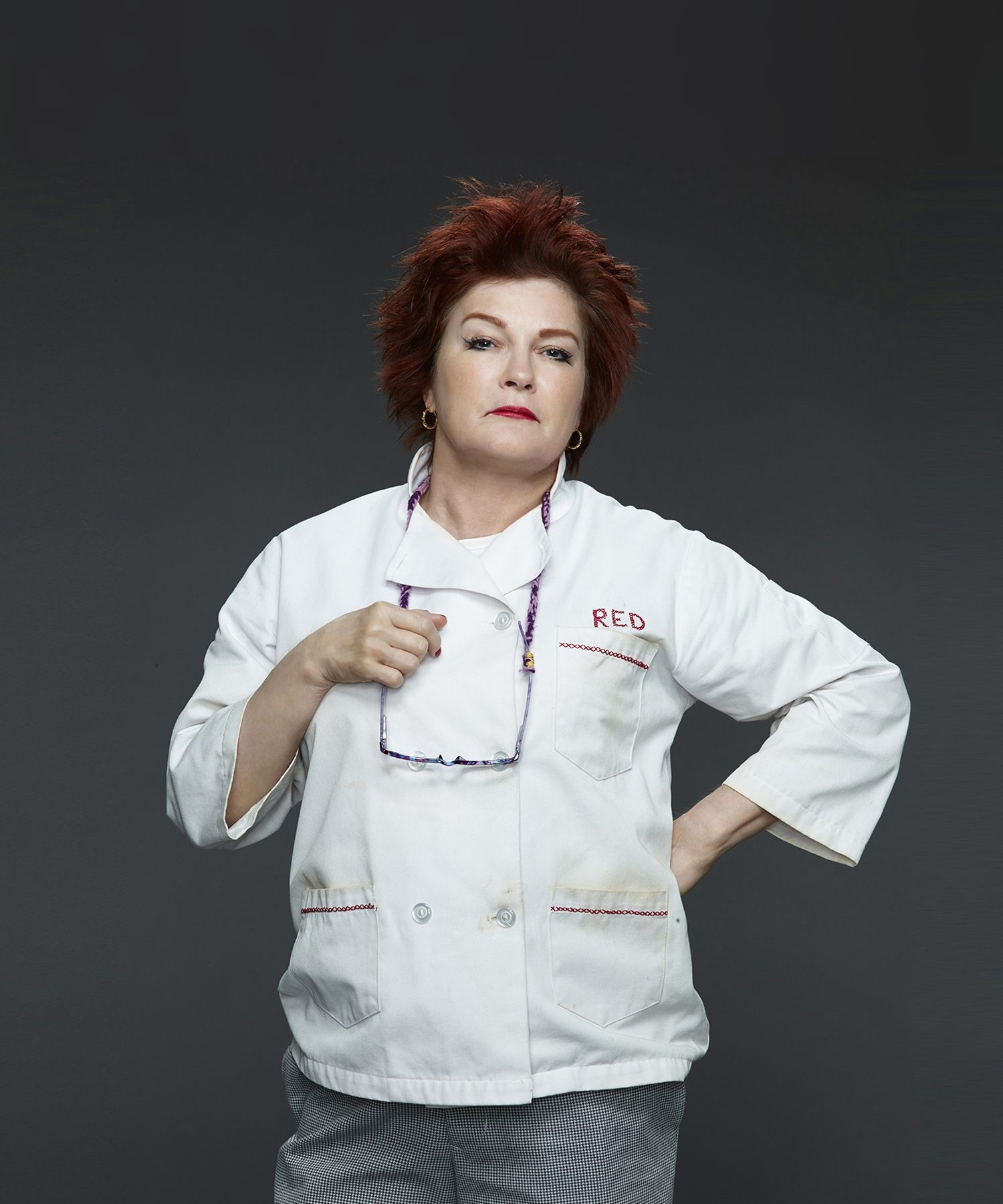 "Kate Mulgrew stars in ""Orange Is the New Black,"" which begins streaming its second season Friday on Netflix."