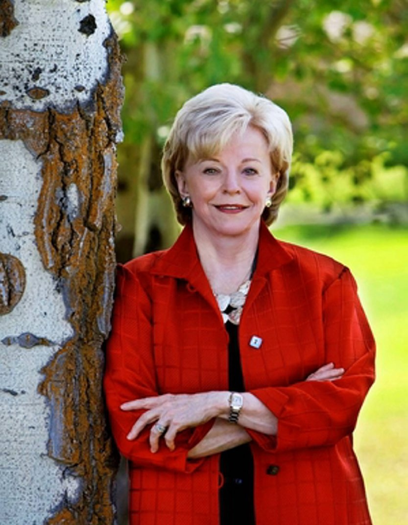 """Lynne Cheney is not always successful in concealing her own ideas about government checks and balances in """"James Madison."""""""