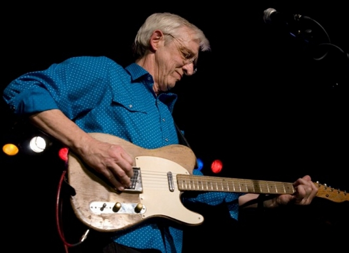Bill Kirchen performs at the Sportmen's Tavern on June 13. (Buffalo News file photo)