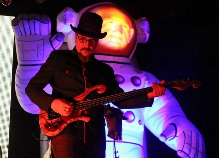 Primus, featuring Les Claypool, performs Sunday afternoon in the Niagara River Rocks series at Gratwick Park.