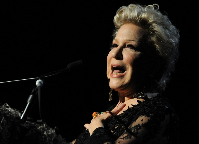 "Getty Images Bette Midler will be ""in conversation"" with two sold-out shows at the Fallsviews Casino."