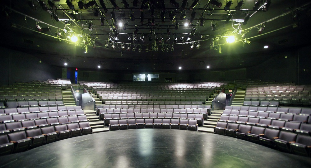 710 Main Theatre, pictured here in September 2012, has released its 2014-15 season schedule. {Photo by Harry Scull Jr. / Buffalo News file photo}