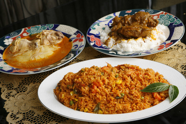 Image gallery liberian dishes for African heritage cuisine