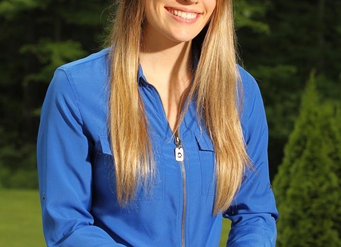 Erin Kelly. (James P. McCoy/Buffalo News)