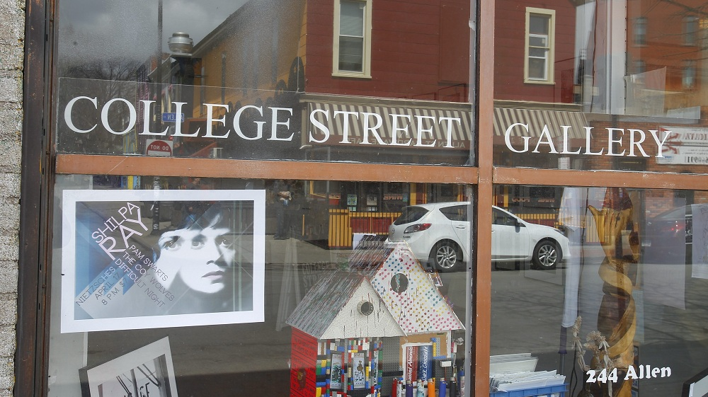 College Street Gallery has been displaced by an expanding business. What does this mean for Allentown? (John Hickey / Buffalo News file photo)