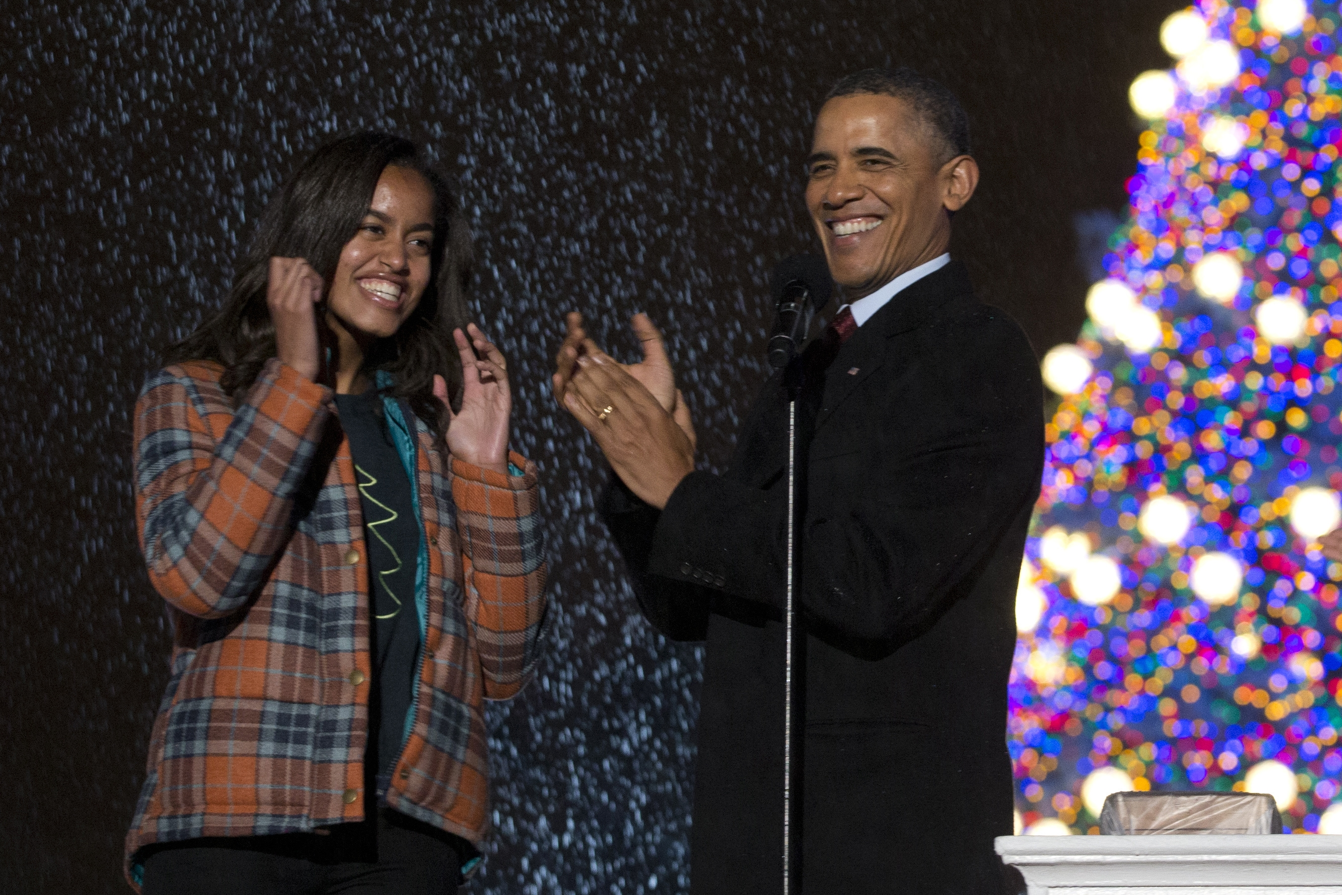 President Obama will soon be dealing with the reality that his daughter Malia will be going off to college.
