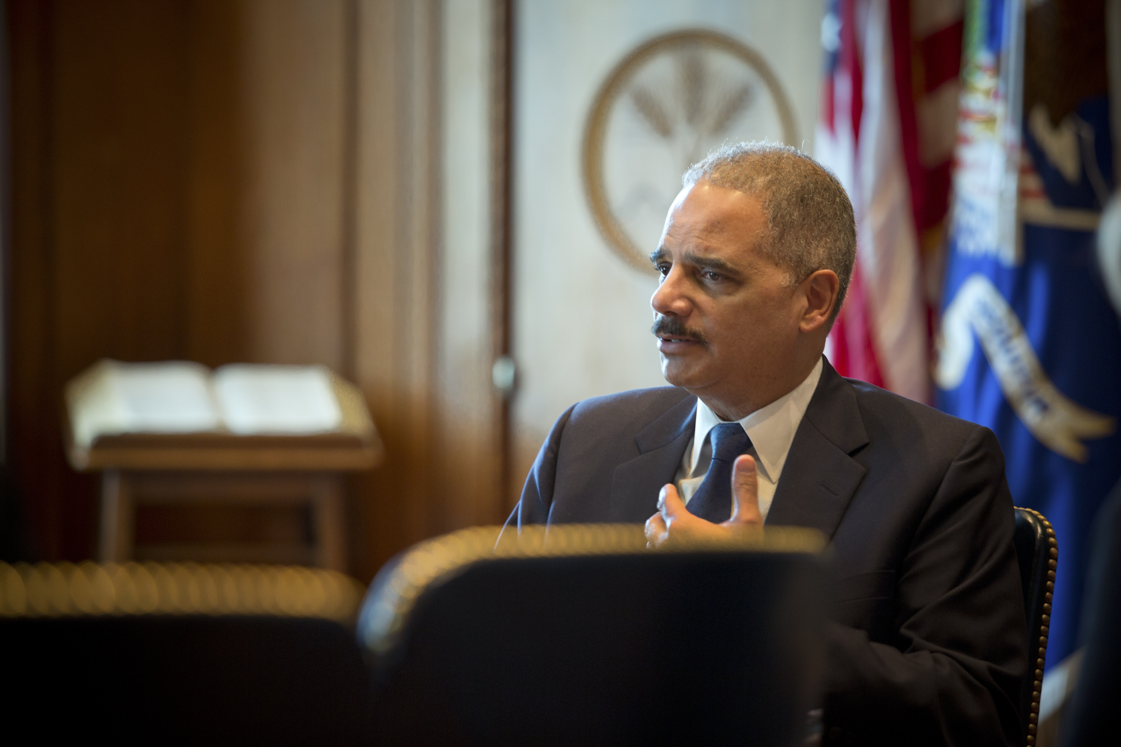 Attorney General Eric  Holder has been a strong advocate of sentence reductions for drug offenses. (New York Times photo)
