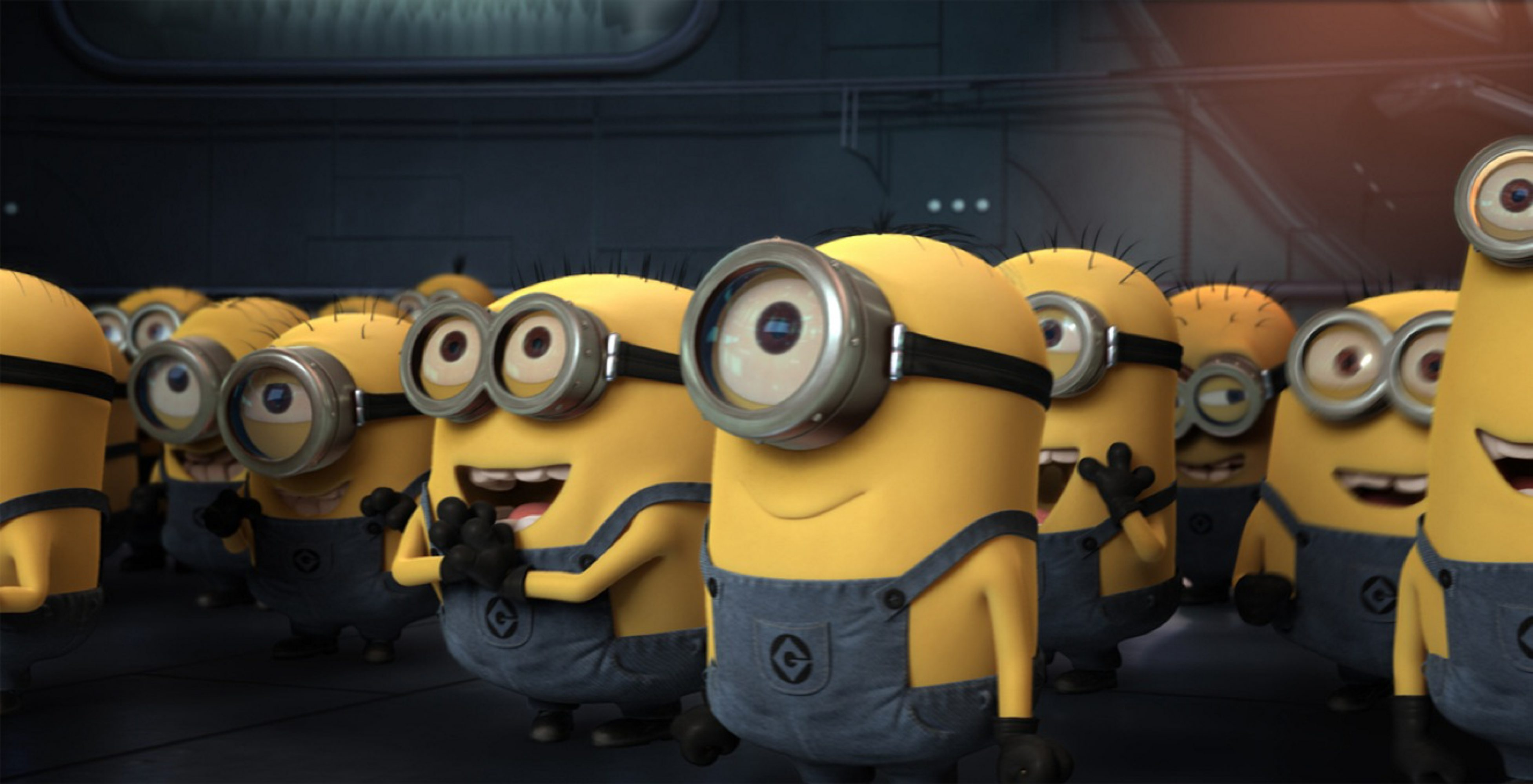 "Grab the family and head to Chestnut Ridge Park to watch a free showing of ""Despicable Me."""