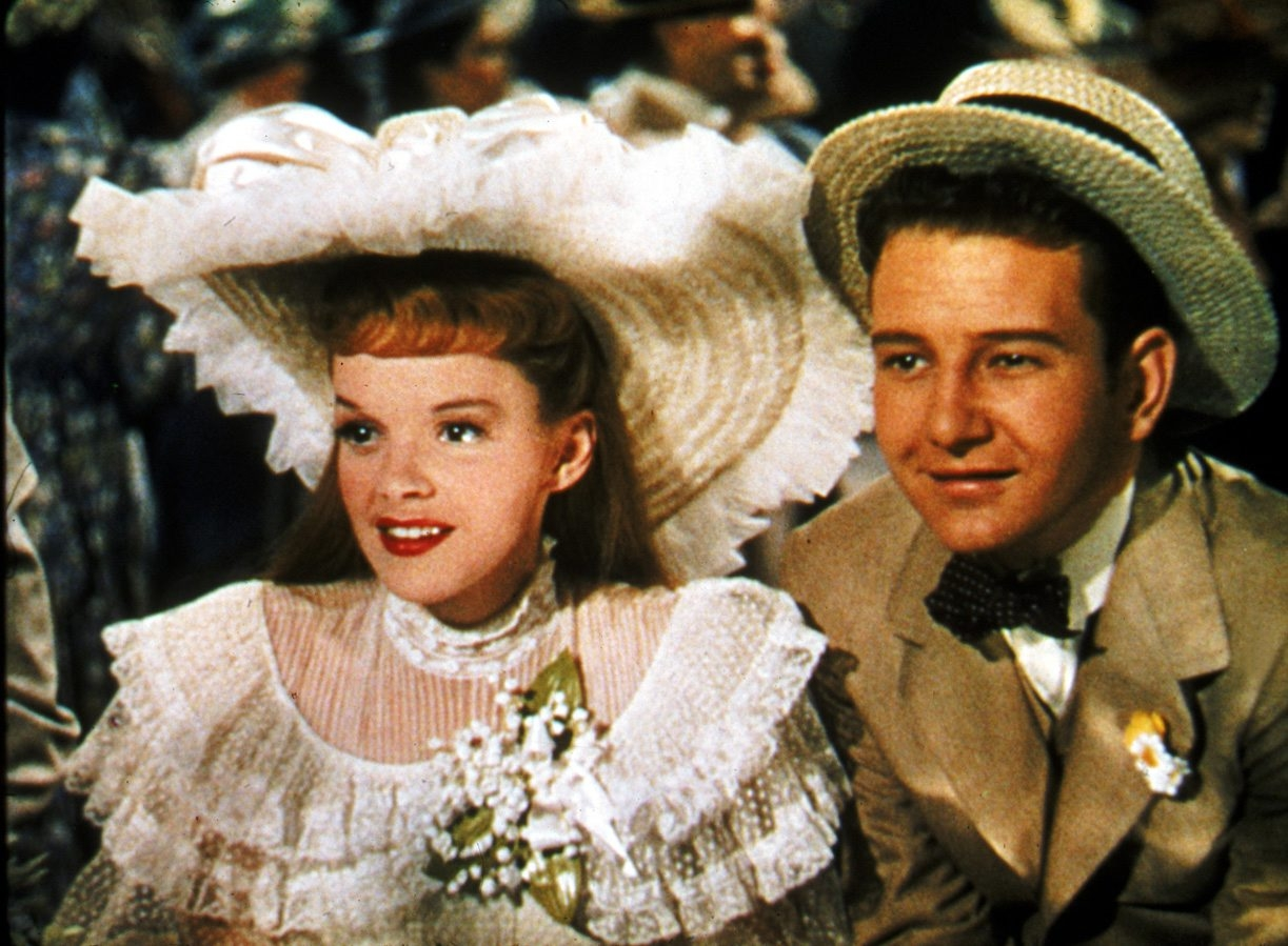 "Judy Garland and Tom Drake star in ""Meet Me in St. Louis,"" which will be shown Aug. 4 on TCM."