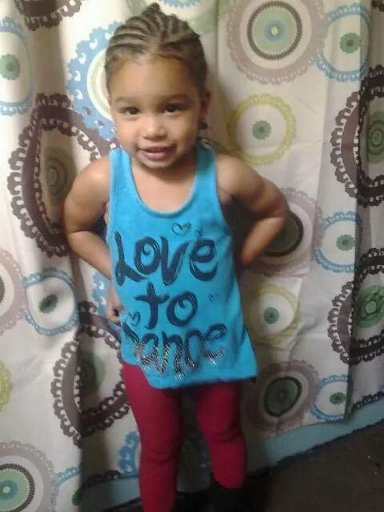 Xayeliz Alicea was critically injured in a hit-and-run Sunday.