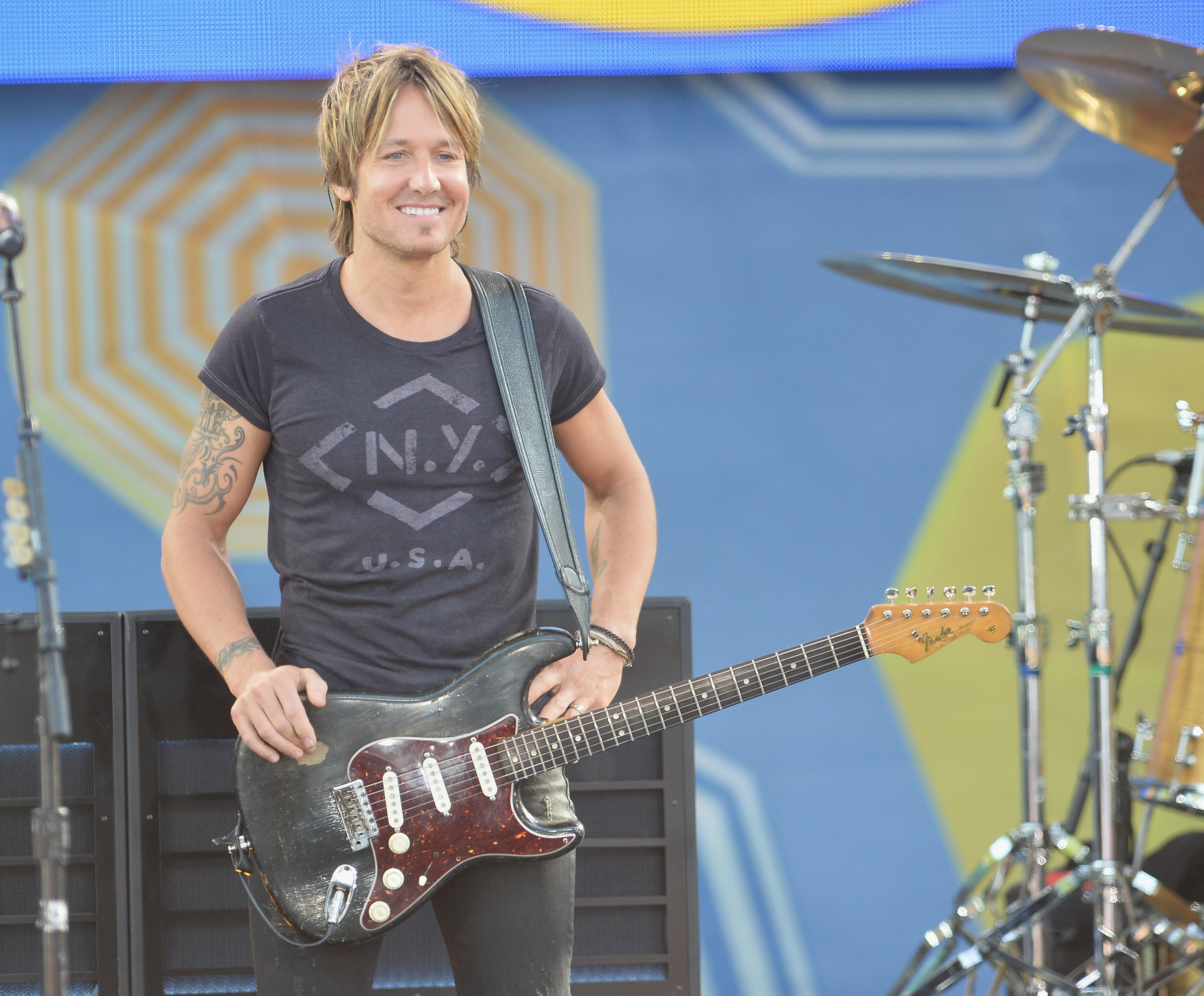 Keith Urban(Photo by Mike Coppola/Getty Images)