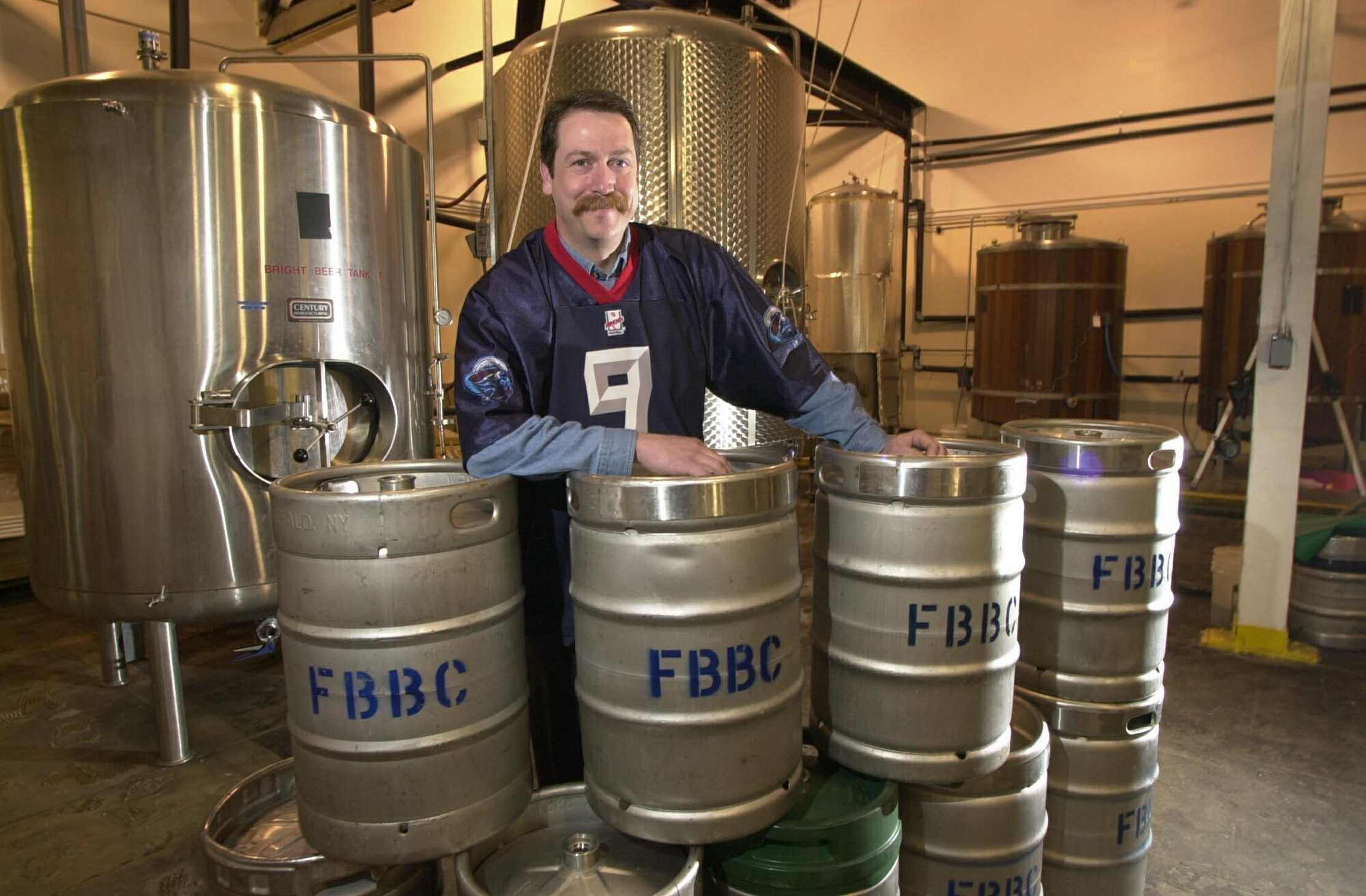 Tim Herzog, one of the founders of the brewery, said he and his partners had a hard time getting the needed state and federal approvals for the brewery name. The problem is, once a brewery registers its name, that name can't be used by anyone else unless it's unregistered.